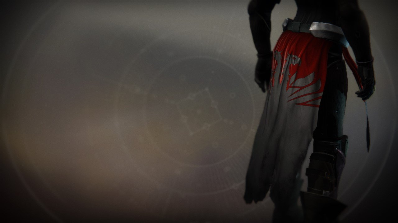 An in-game render of the Binary Phoenix Mark.