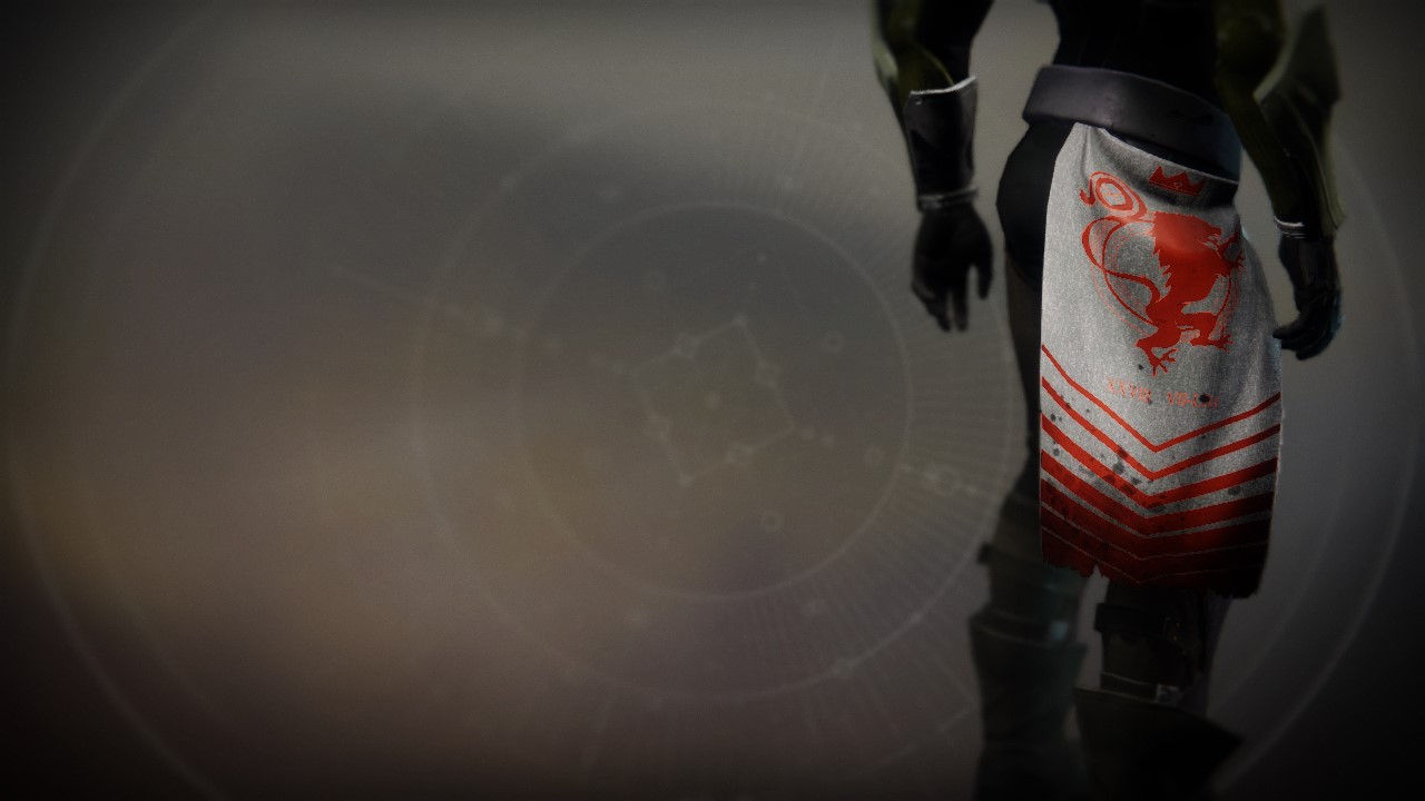 An in-game render of the Mark of Inquisition.