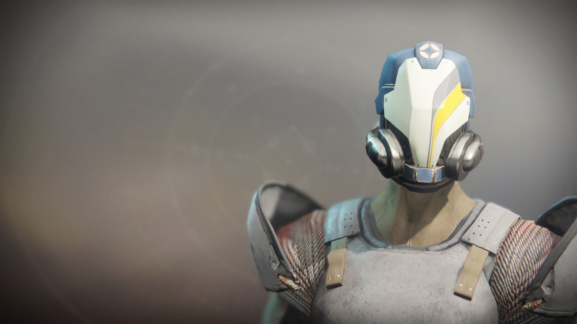 An in-game render of the BrayTech Sn0Helm.