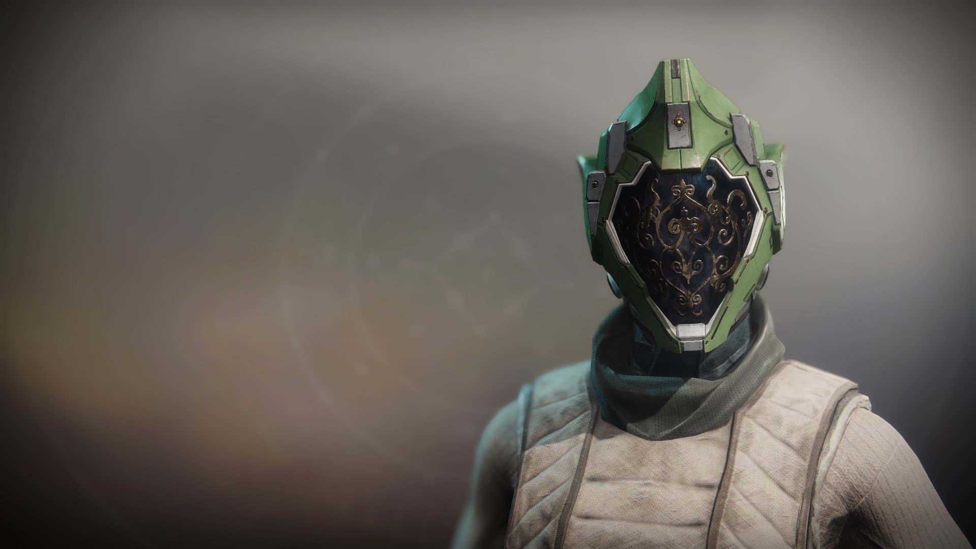 An in-game render of the Valkyrian Hood.