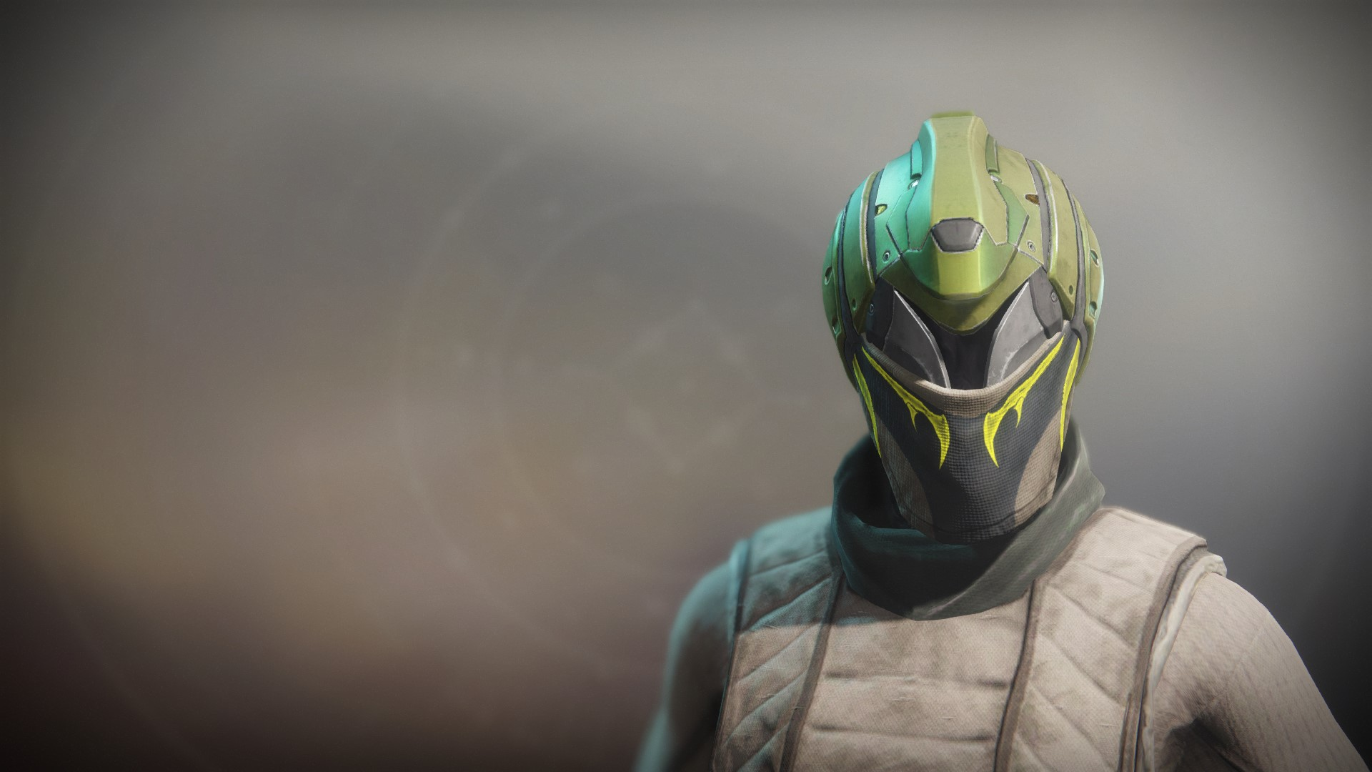 An in-game render of the Notorious Sentry Hood.