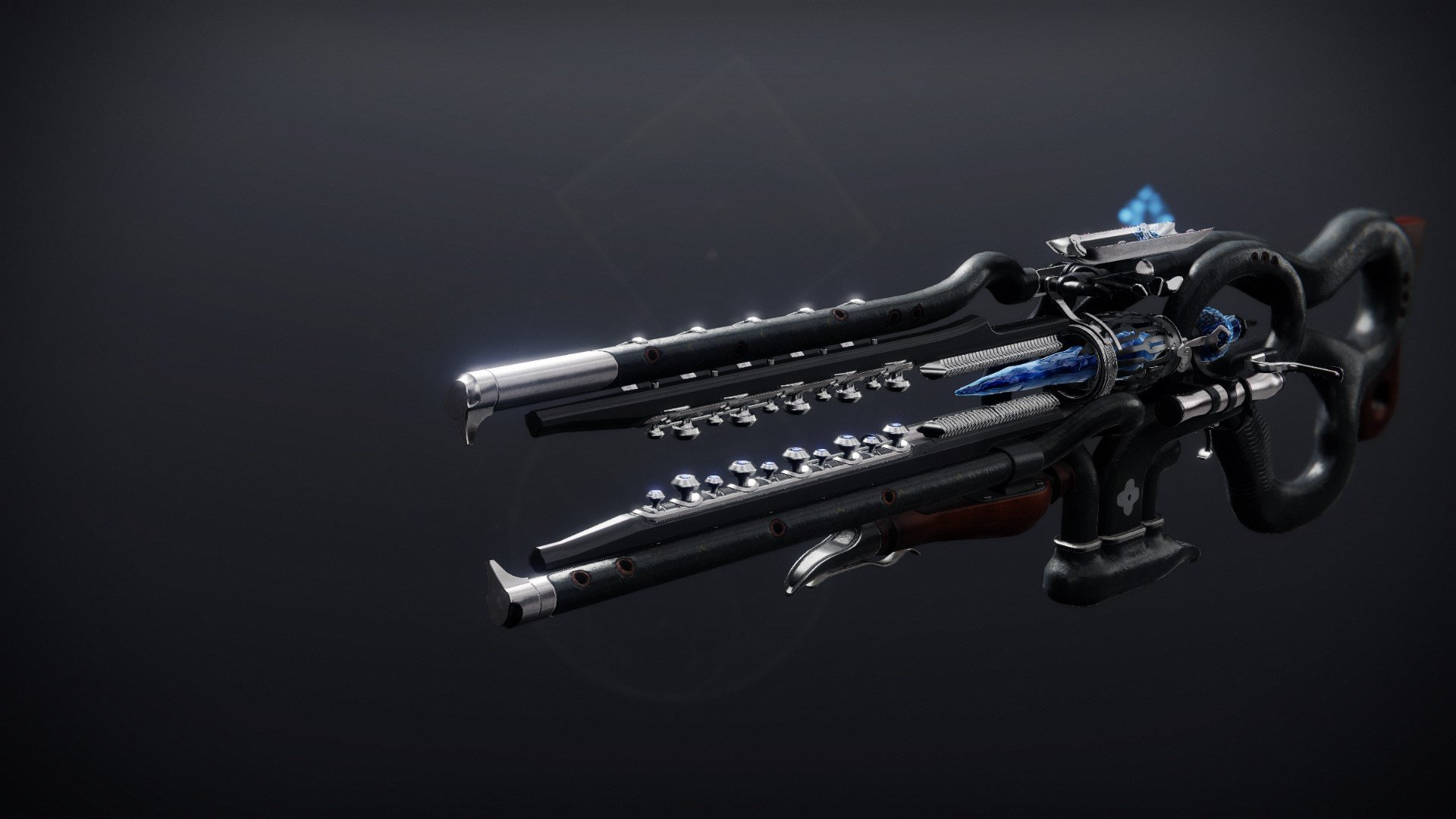 An in-game render of the Ager's Scepter.