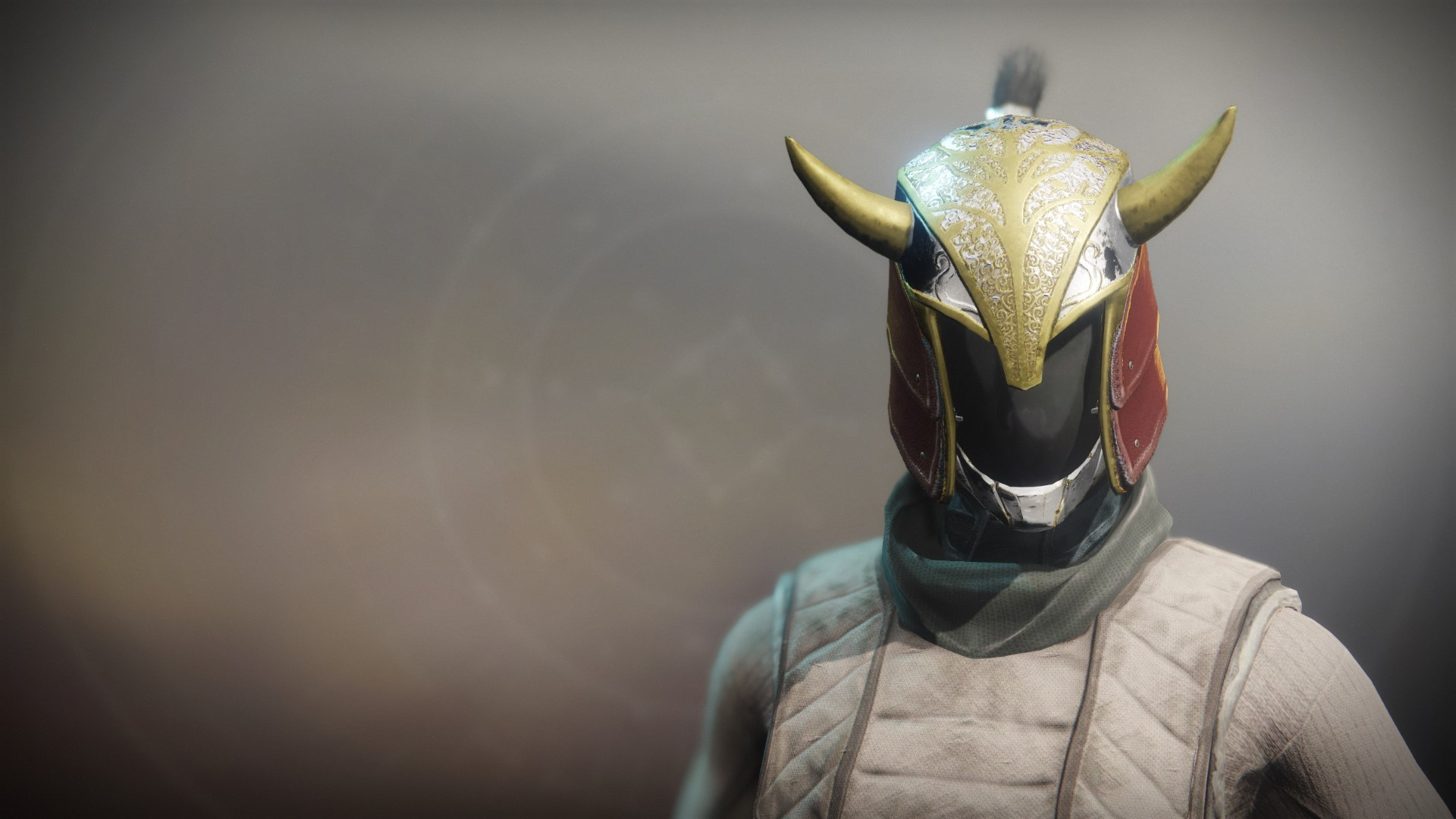 An in-game render of the Iron Truage Hood.