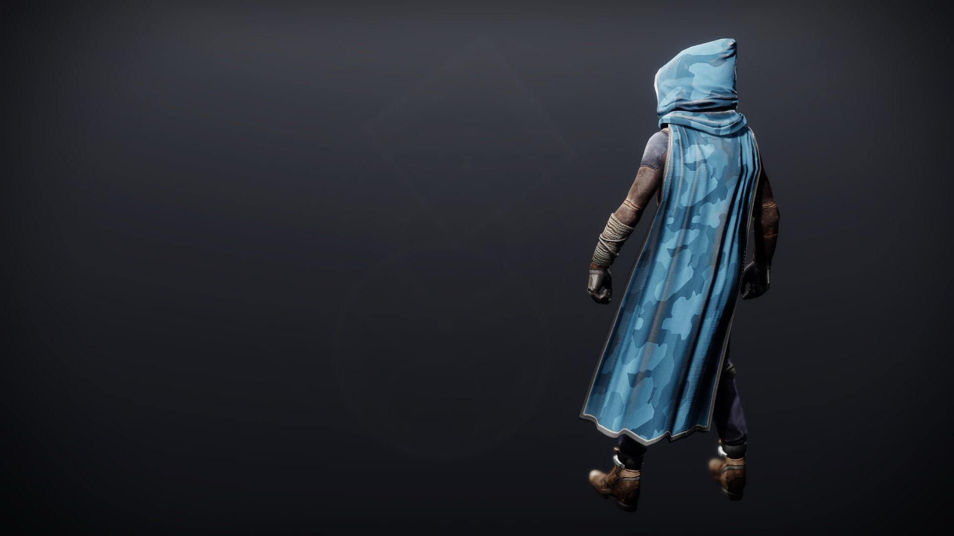 An in-game render of the A Cloak Called Home.