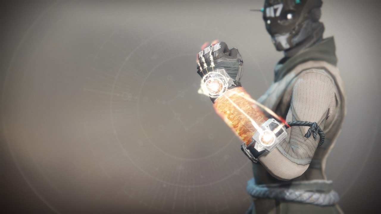 An in-game render of the Sunbracers.