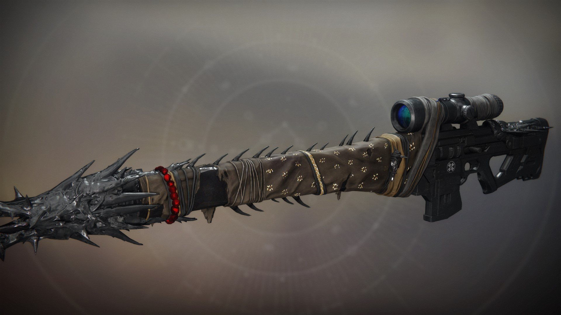 An in-game render of the Bound Hammer.