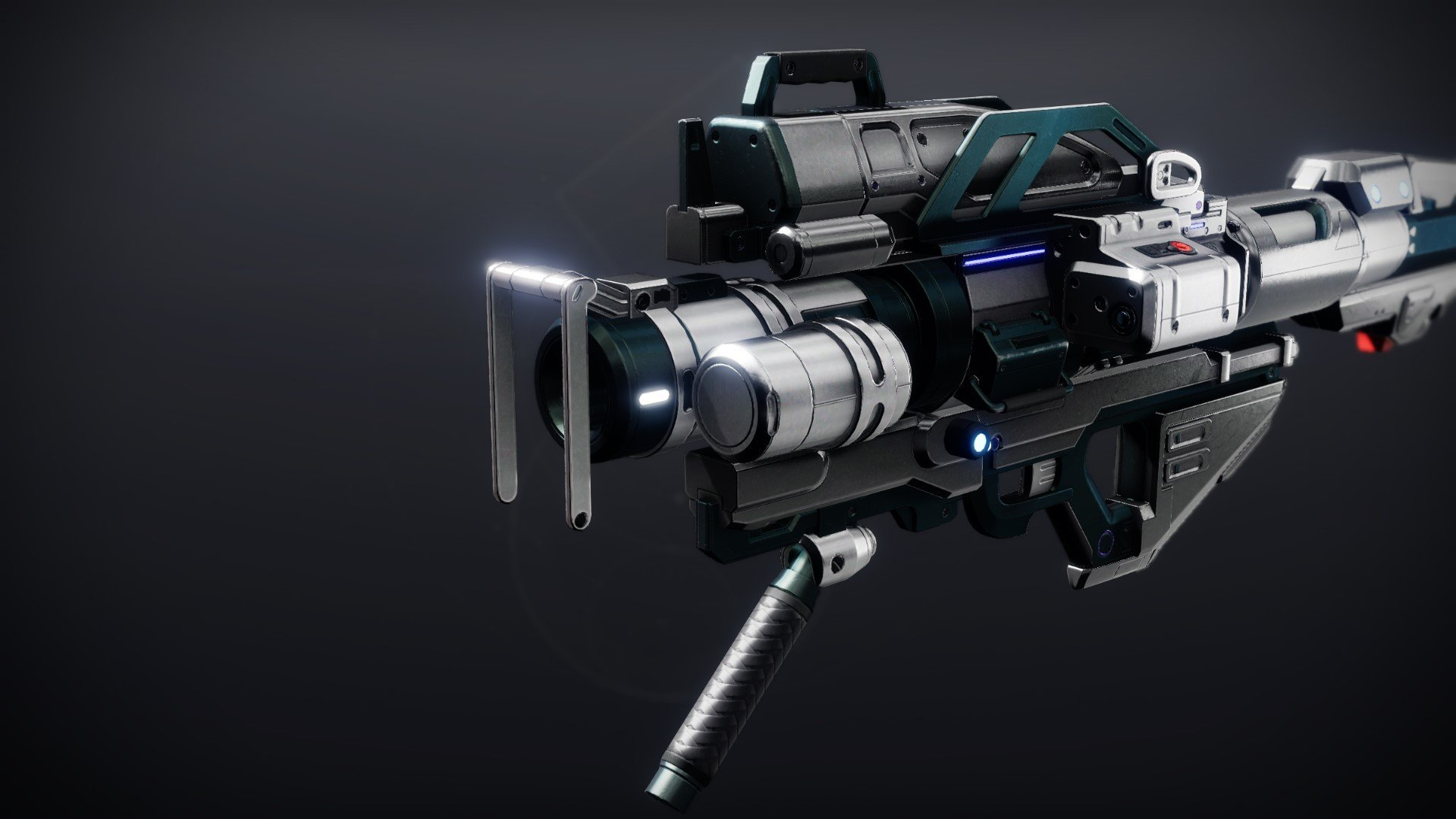 An in-game render of the Hezen Vengeance (Timelost).