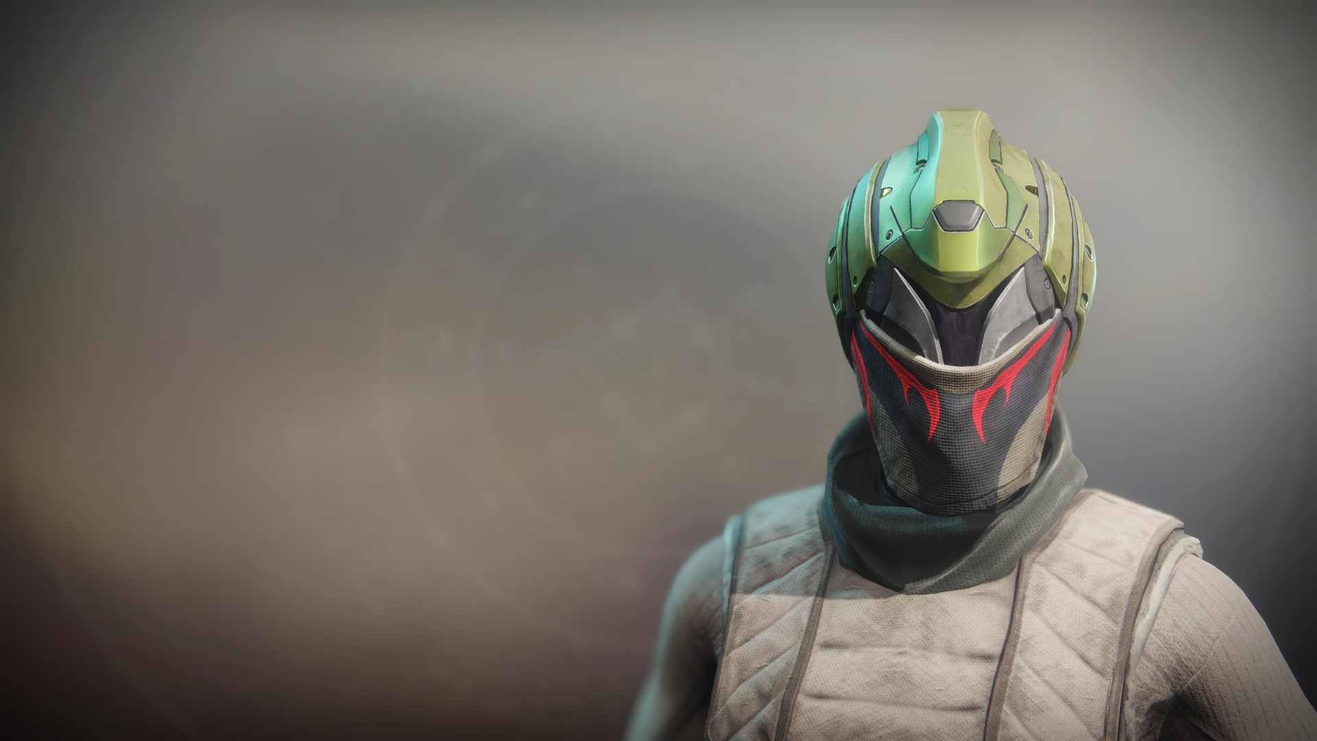 An in-game render of the Illicit Invader Hood.