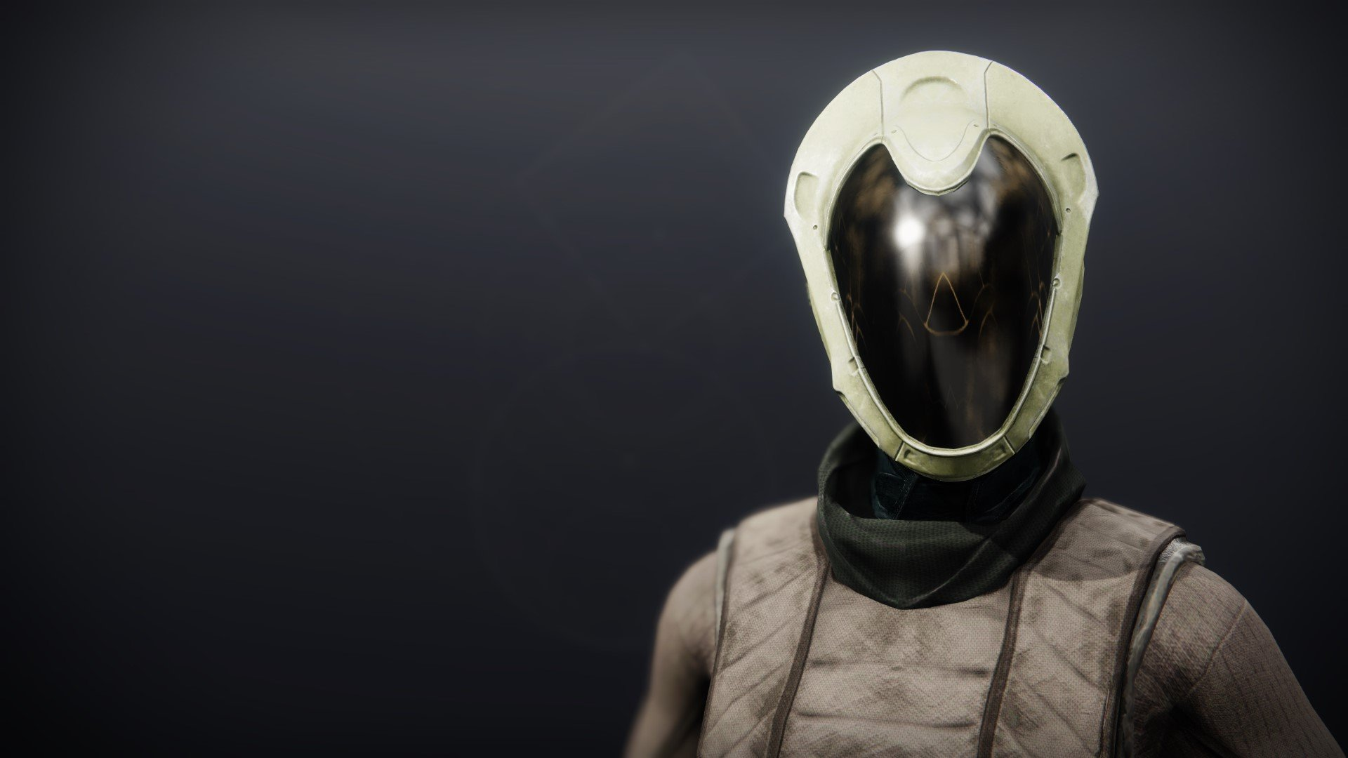 An in-game render of the Gensym Knight Hood.