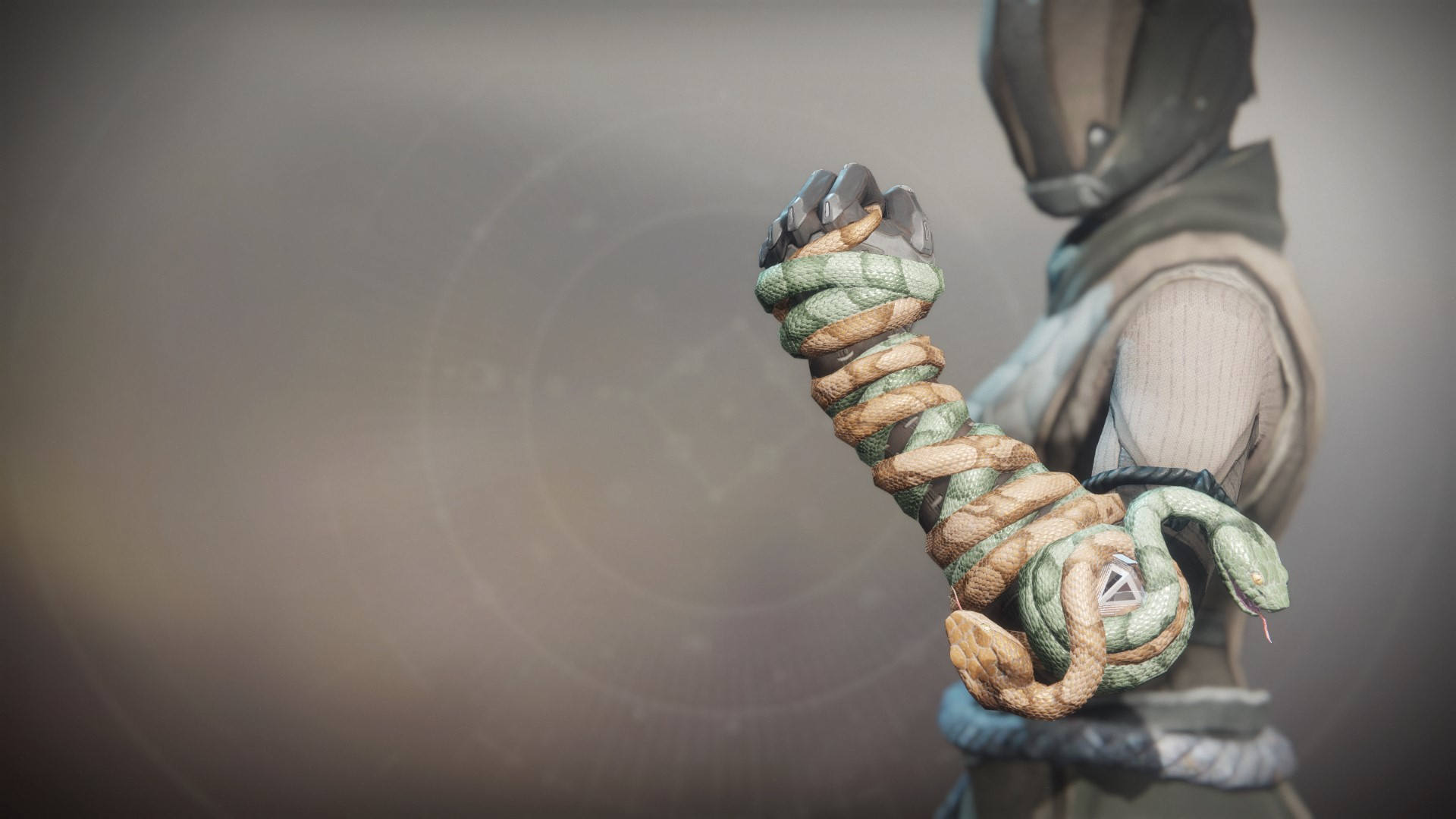 An in-game render of the Caduceus.