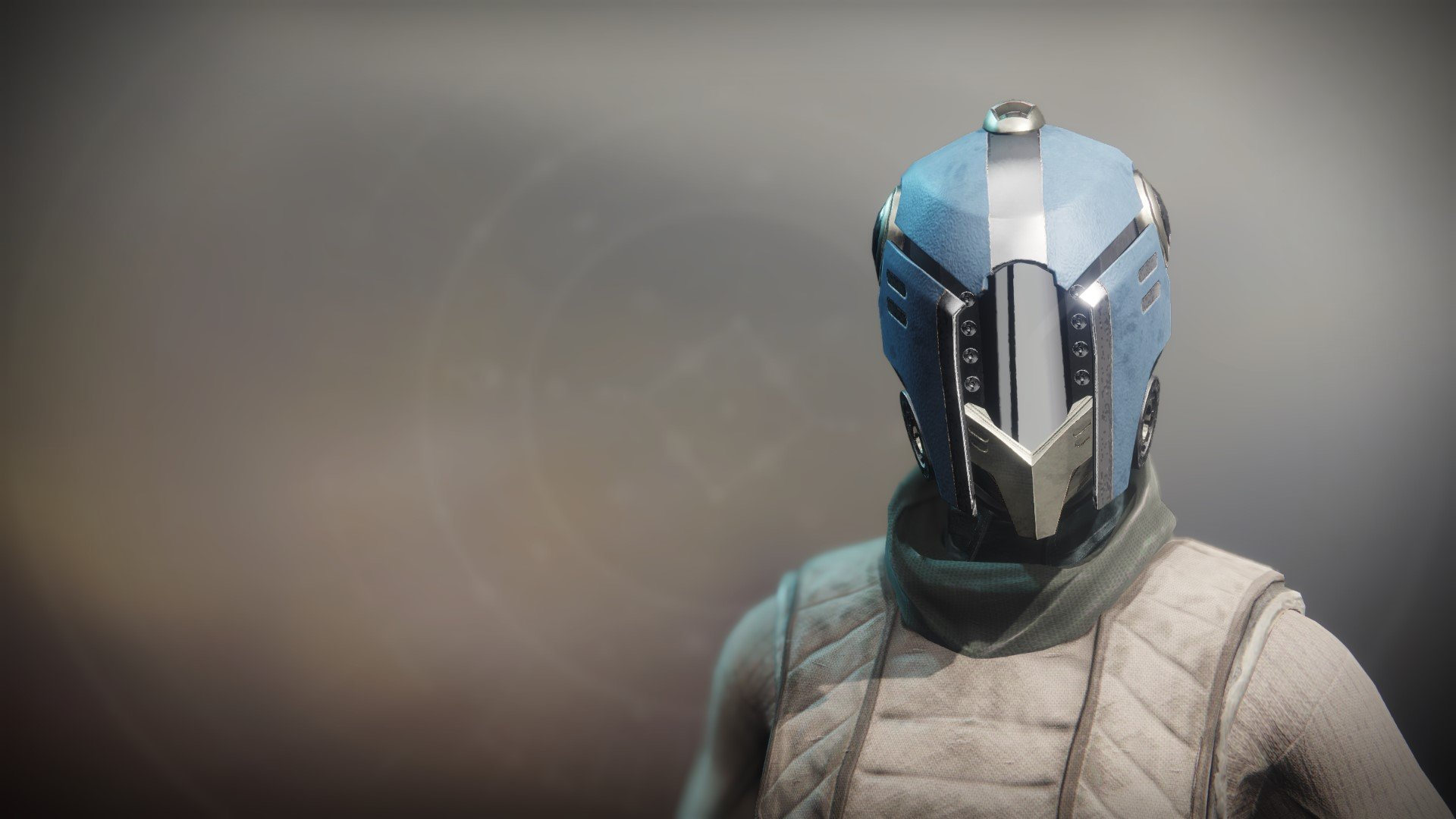 An in-game render of the BrayTech Researcher's Hood.