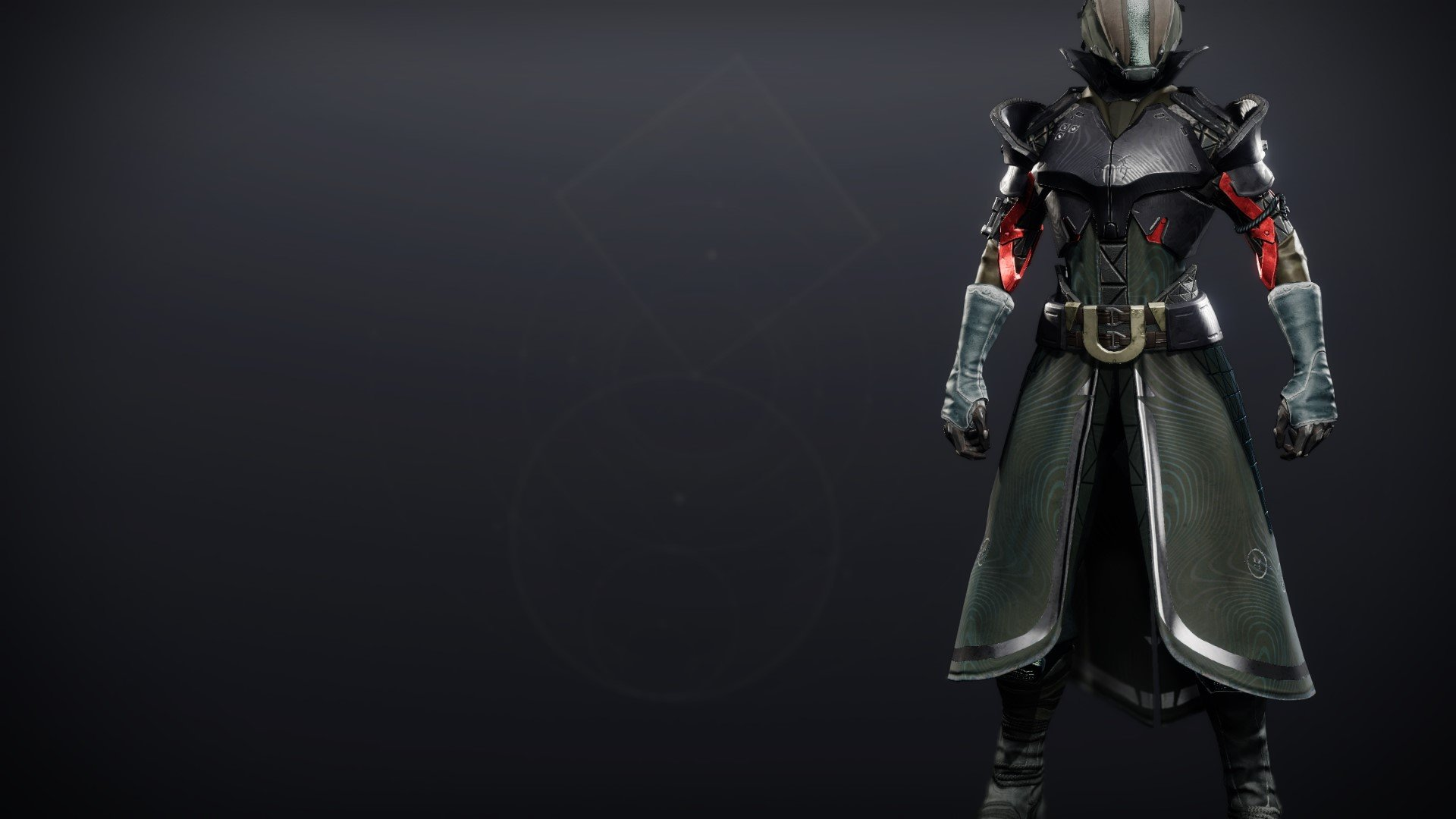 An in-game render of the Annealed Shaper Robes.