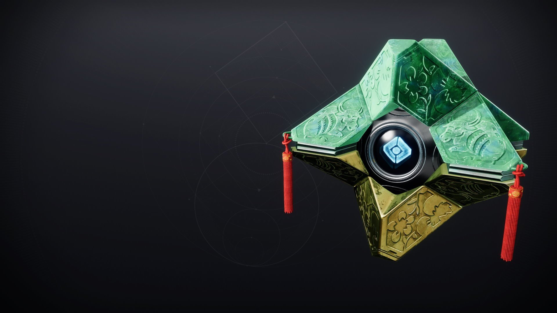 An in-game render of the Taurus Shell.