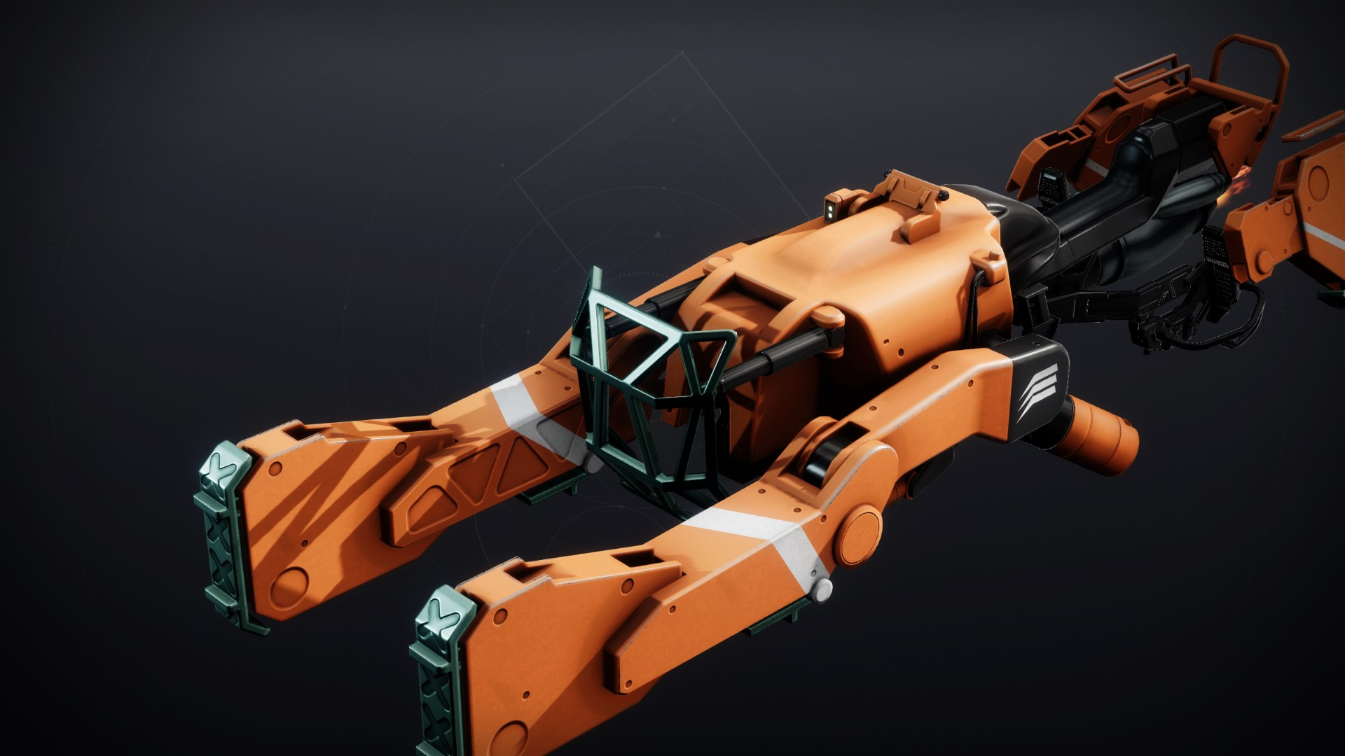 An in-game render of the Gigantes Roamer.