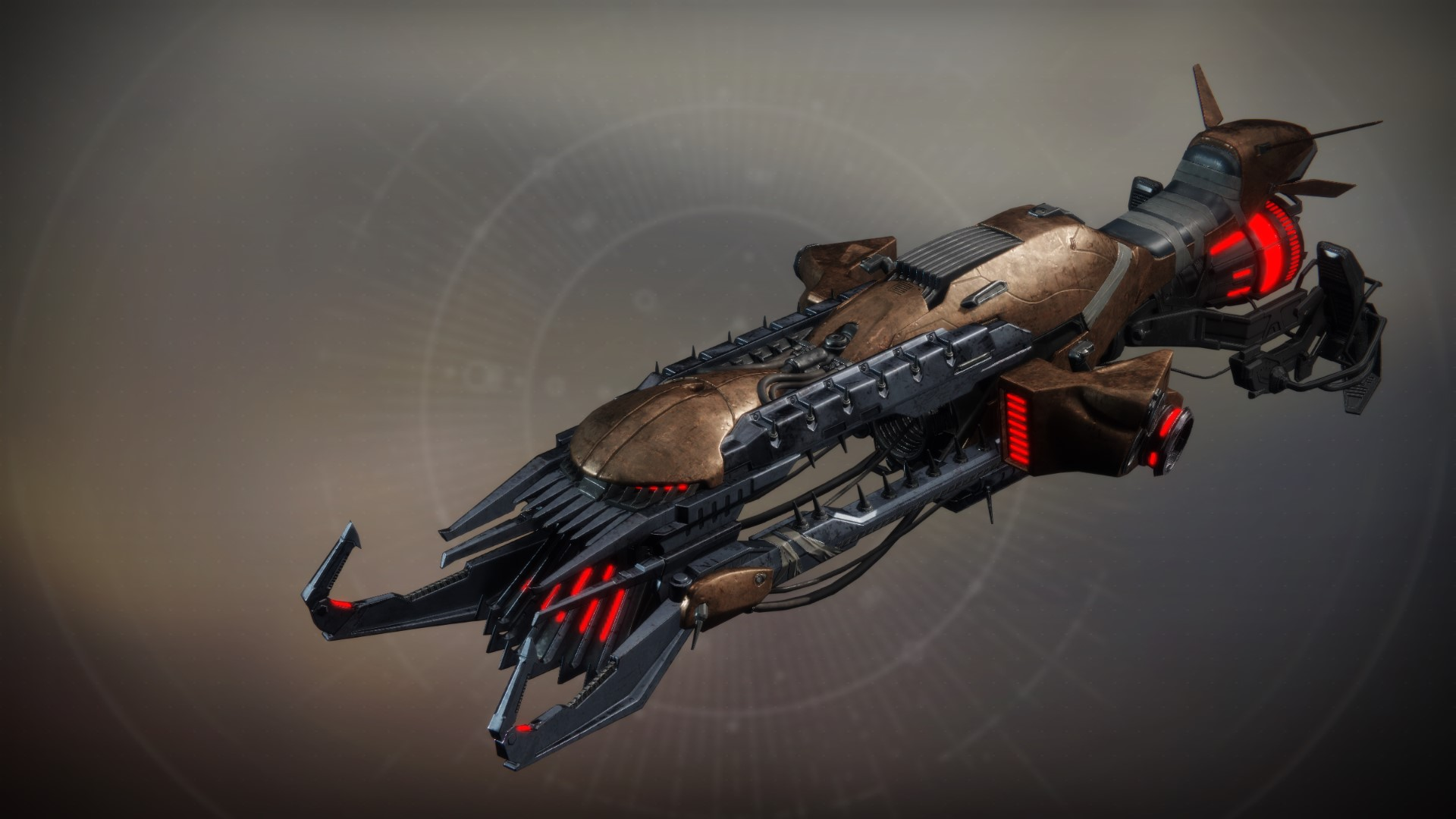 An in-game render of the The Regal Howl.