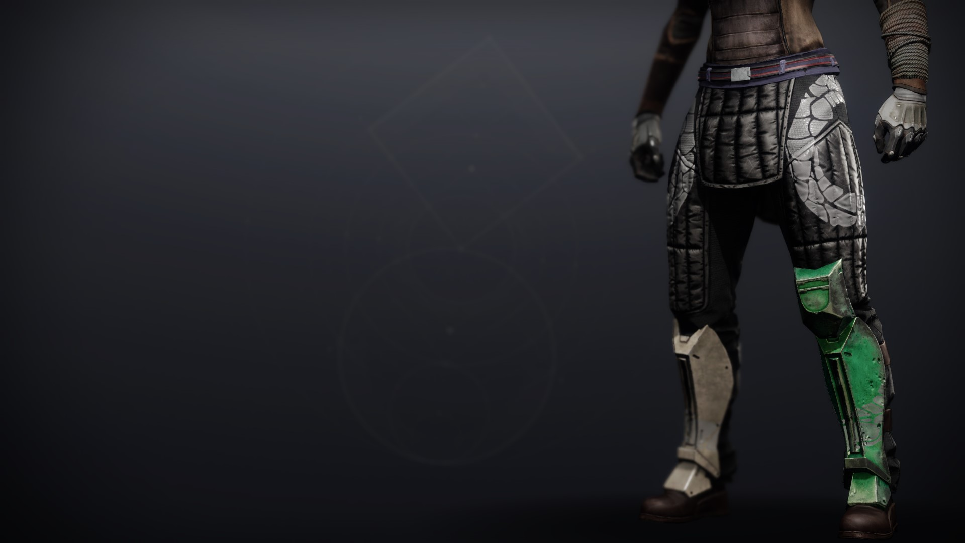 An in-game render of the Calamity Rig Strides.