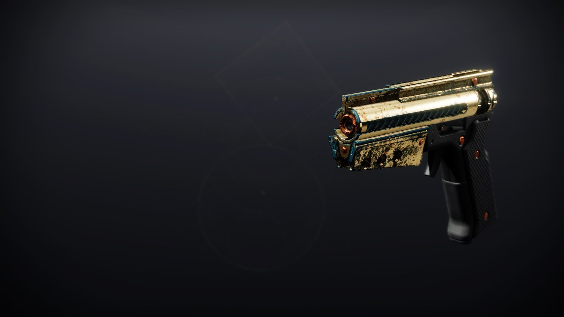 An in-game render of the Brass Attacks.