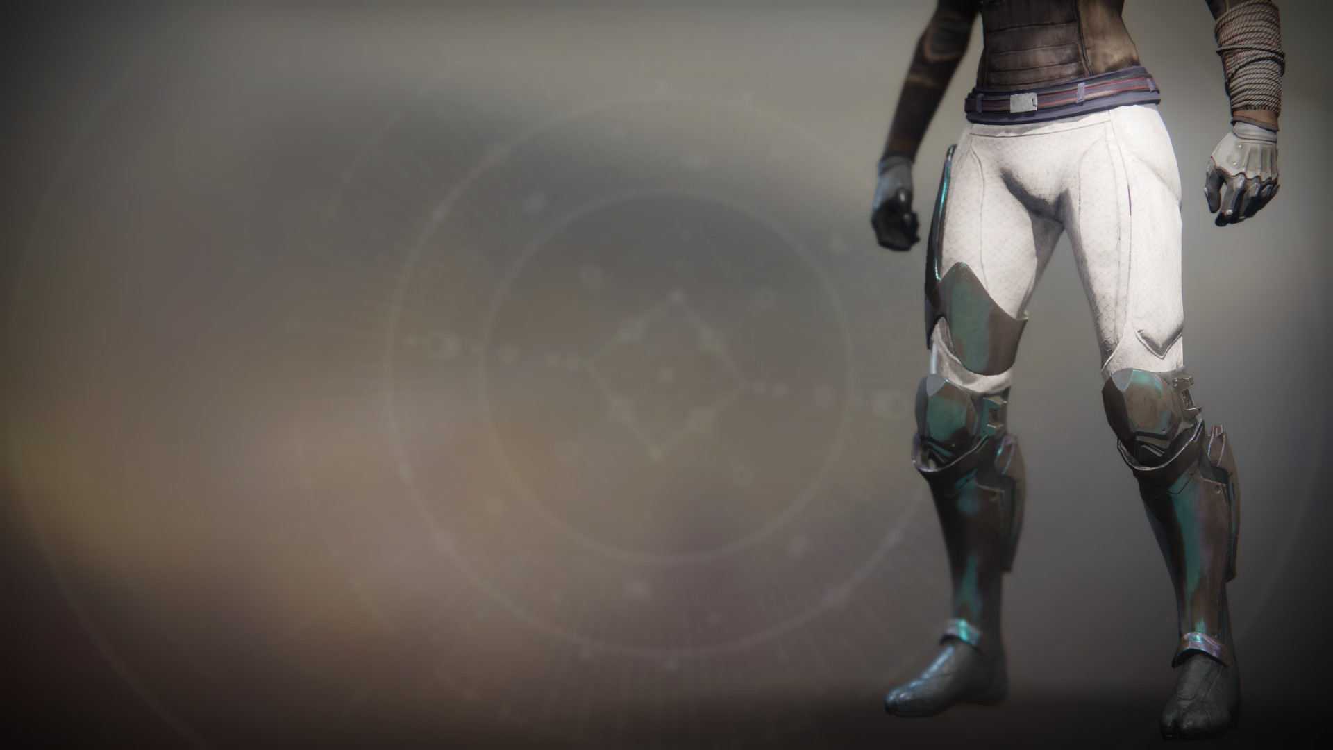An in-game render of the Flowing Boots.