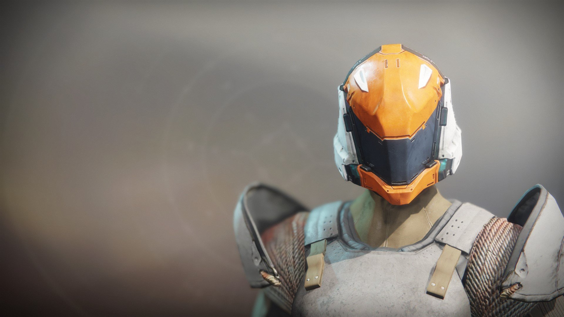 An in-game render of the Steadfast Titan Ornament.