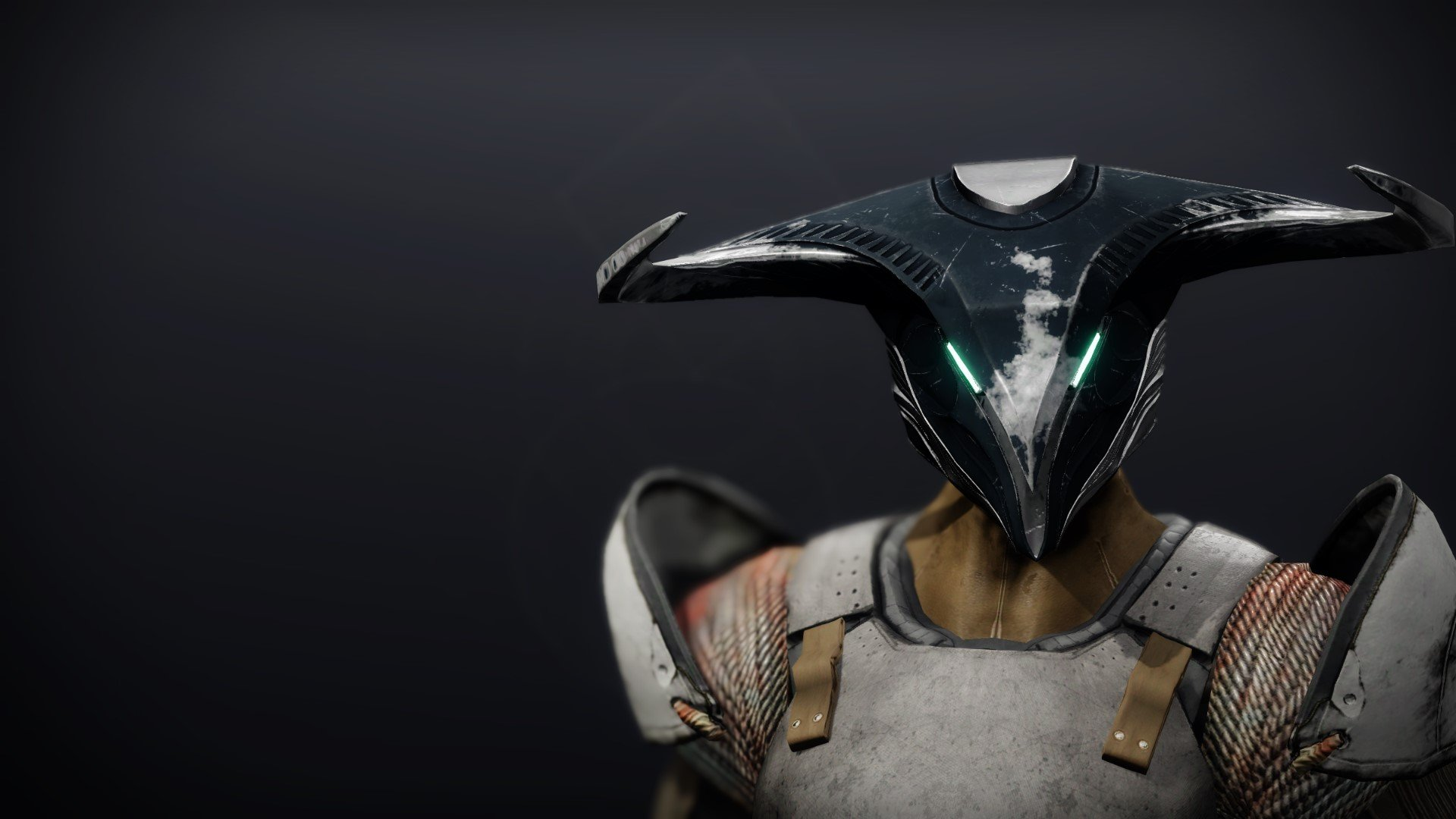 An in-game render of the Celestial Helm.