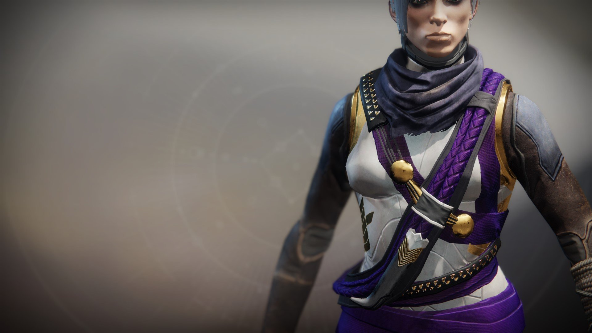 An in-game render of the Vest of the Ace-Defiant.