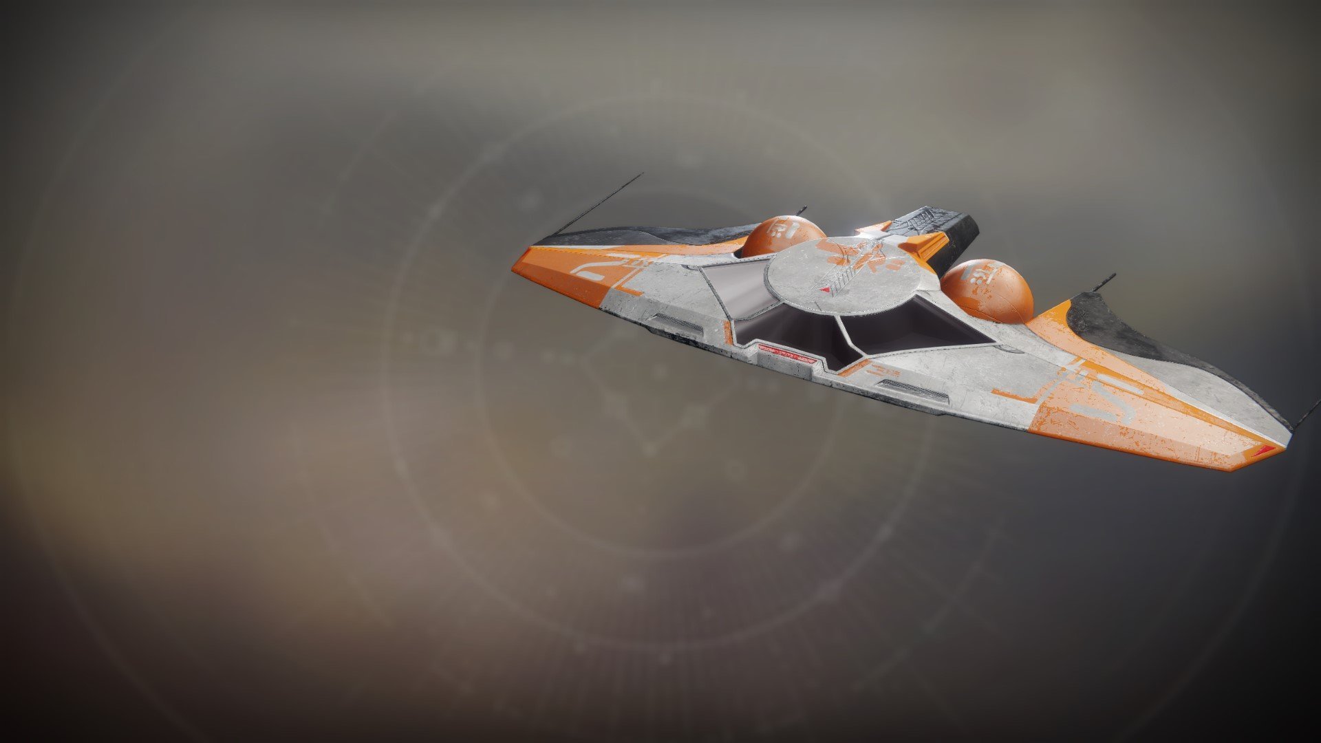 An in-game render of the Canopus Wing.