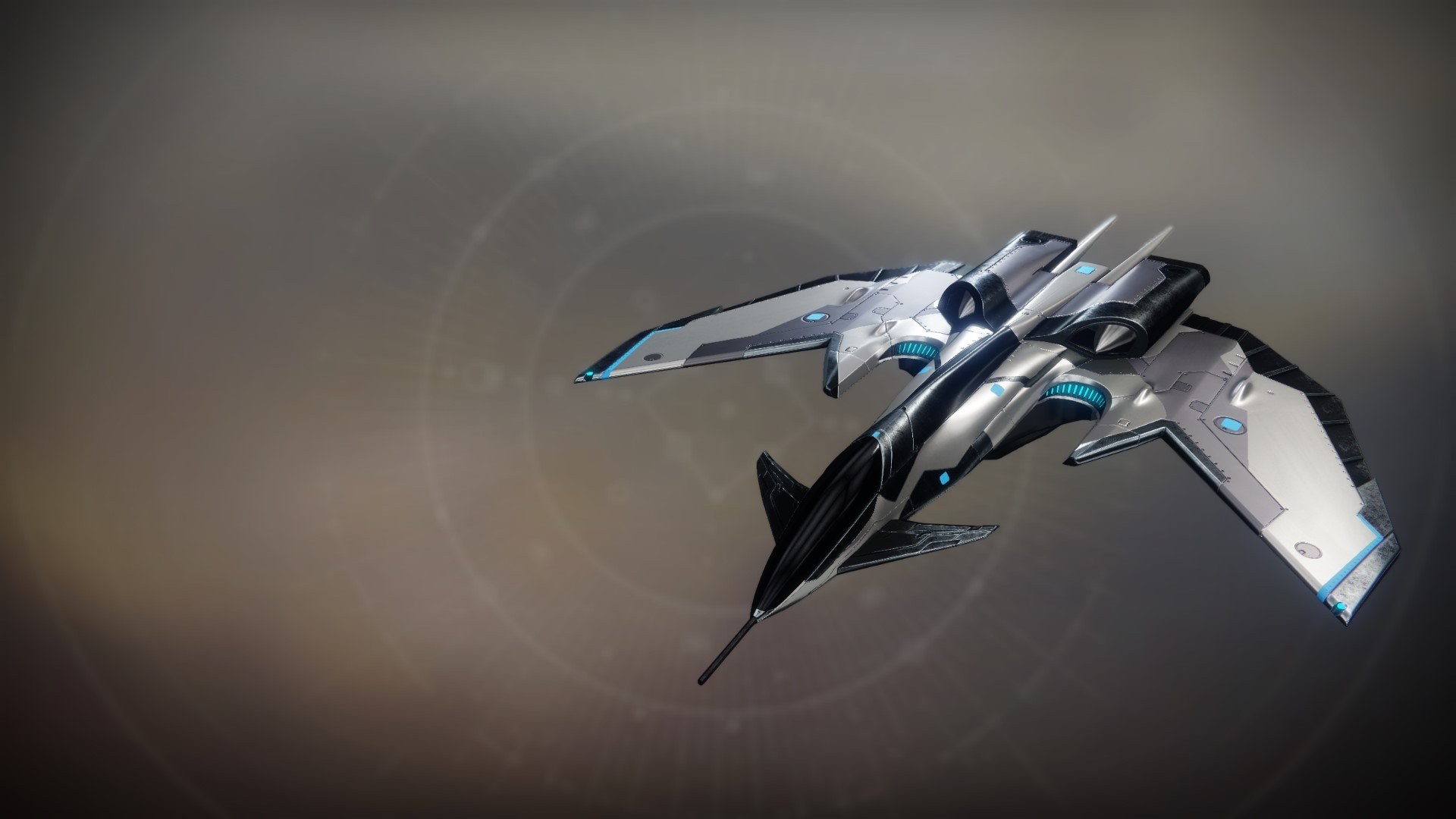 An in-game render of the Callisto Lancer.