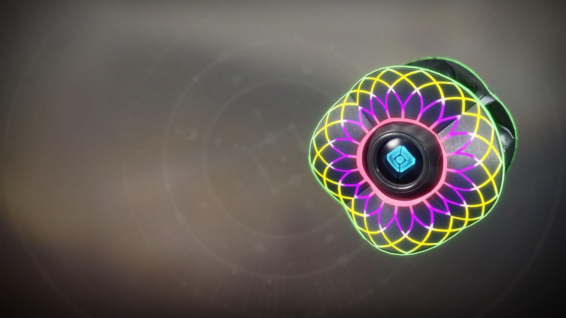 Neon Helix Shell Destiny 2 Db