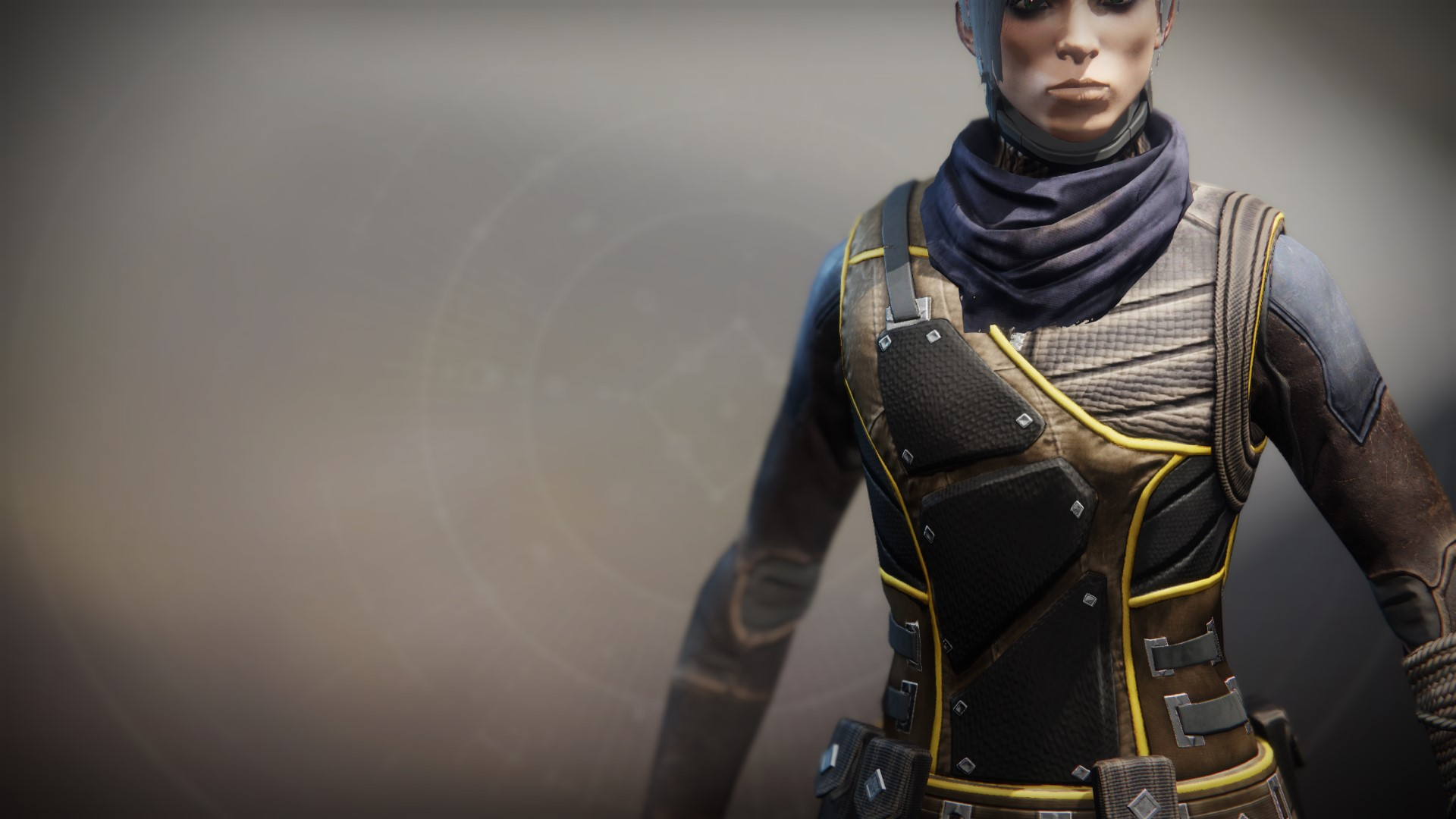 An in-game render of the Abhorrent Imperative Vest.