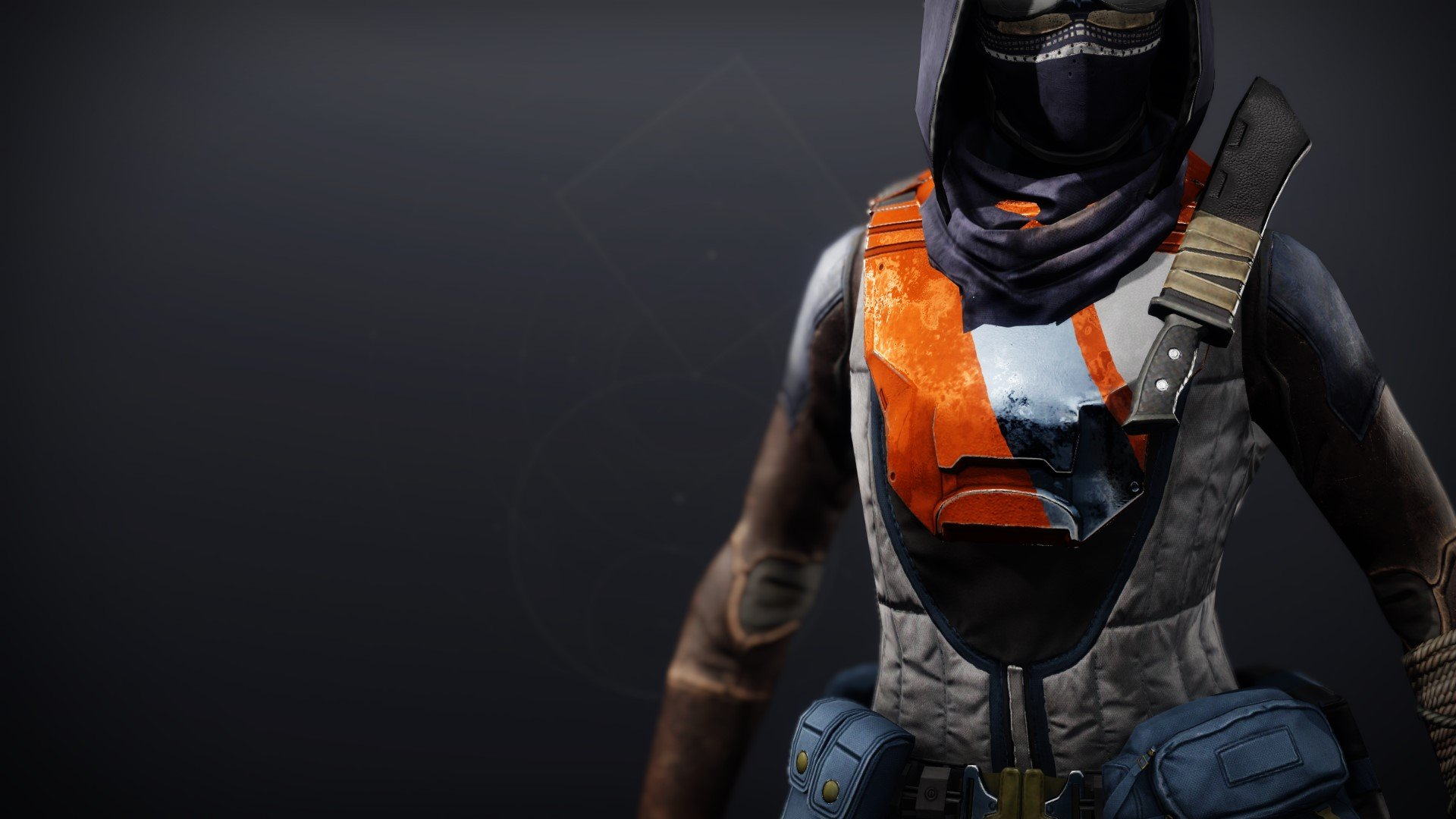 An in-game render of the Phobos Warden Vest.