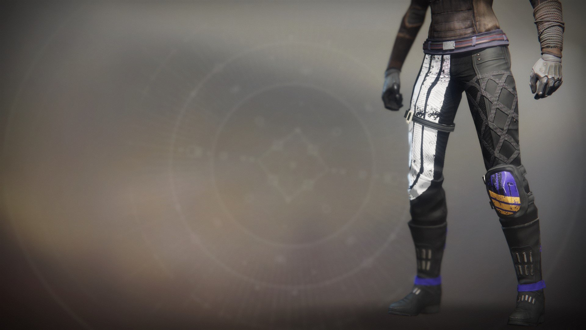An in-game render of the Superior's Vision Strides.