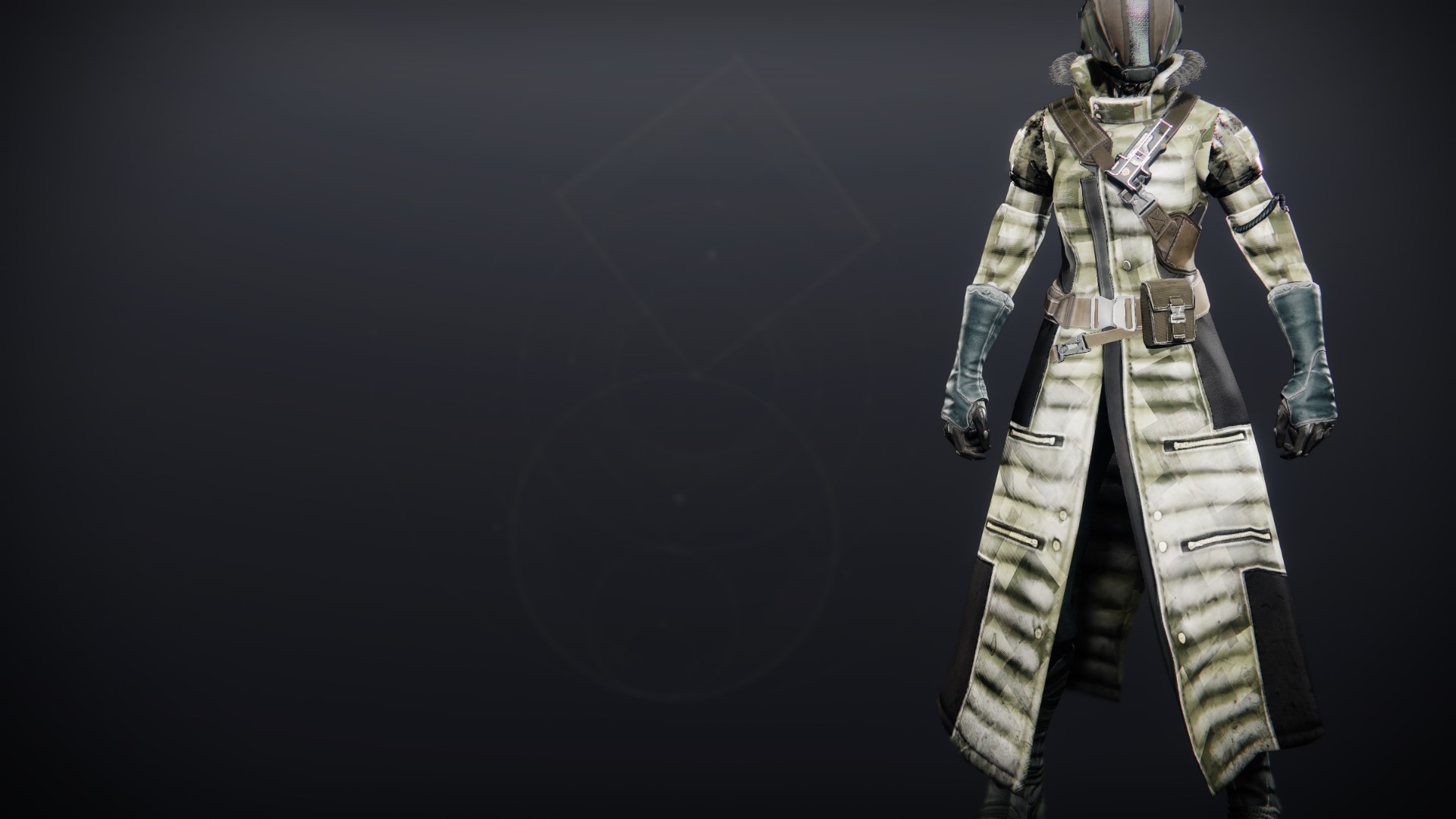 An in-game render of the Heiro Camo.