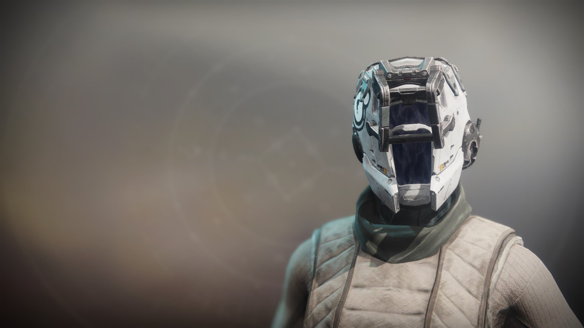 An in-game render of the Anti-Extinction Hood.