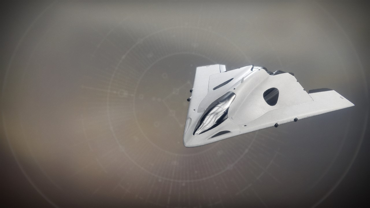 An in-game render of the Echo Zero.