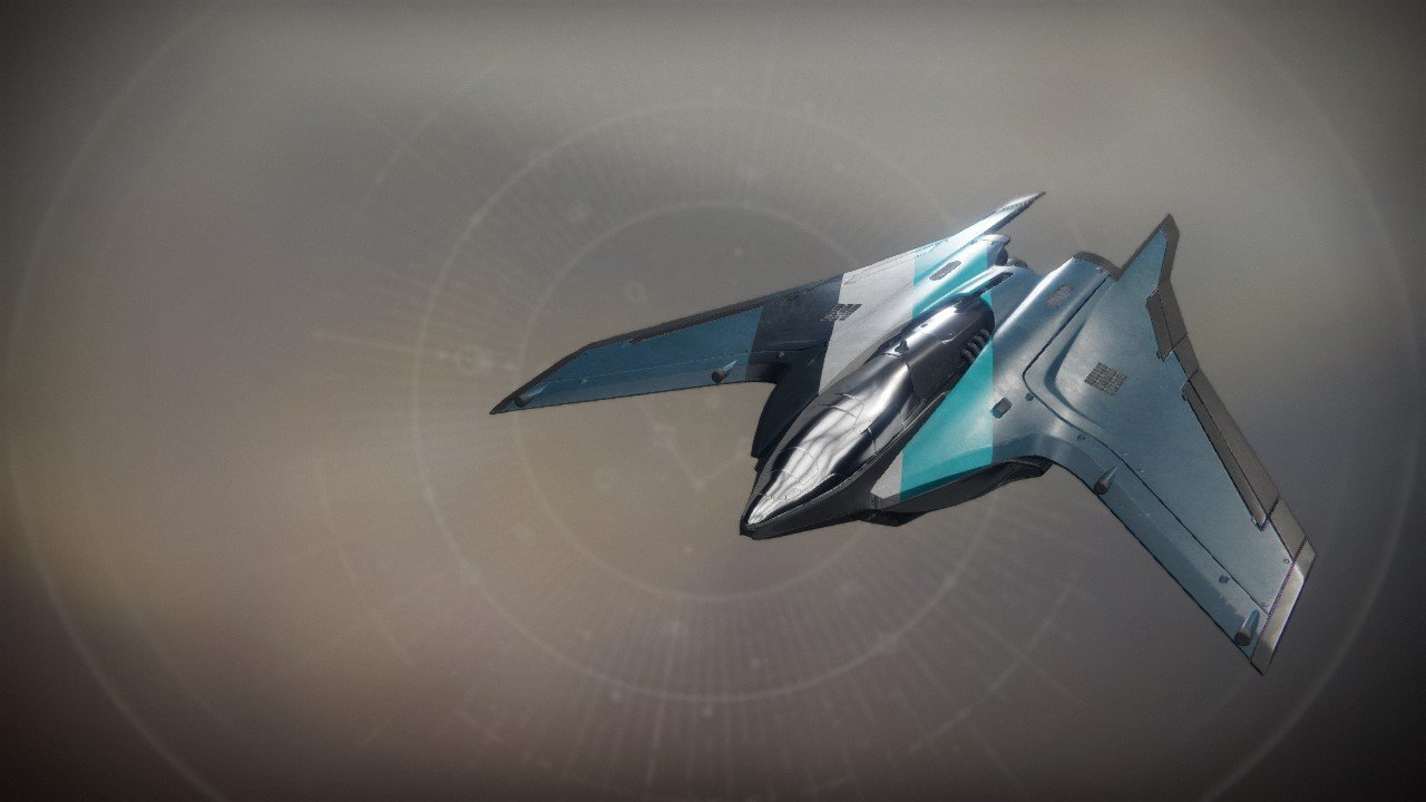 An in-game render of the Starling Bolt.