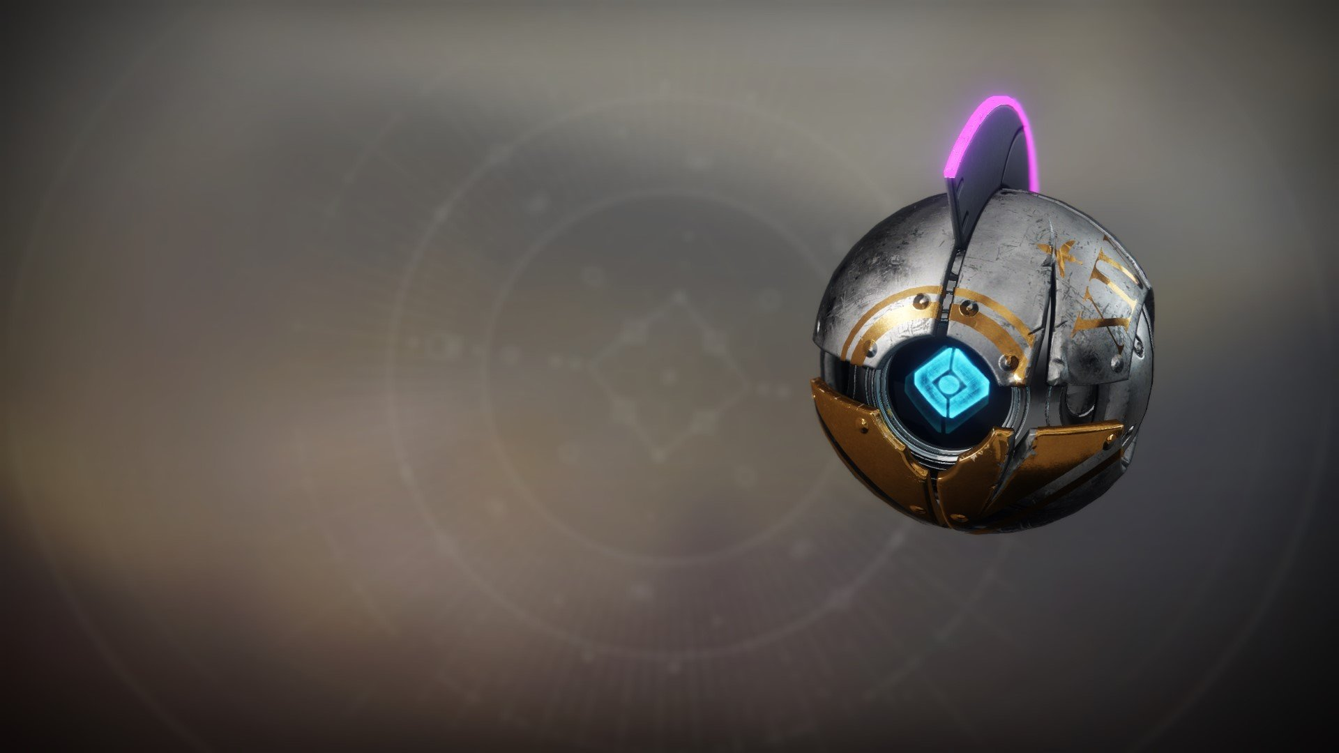 An in-game render of the Saintly Shell.