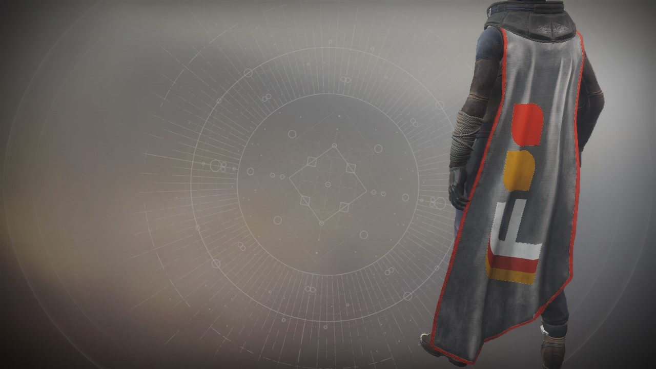 An in-game render of the Entanglement Cloak.