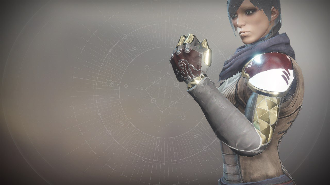 An in-game render of the Sovereign Grips.