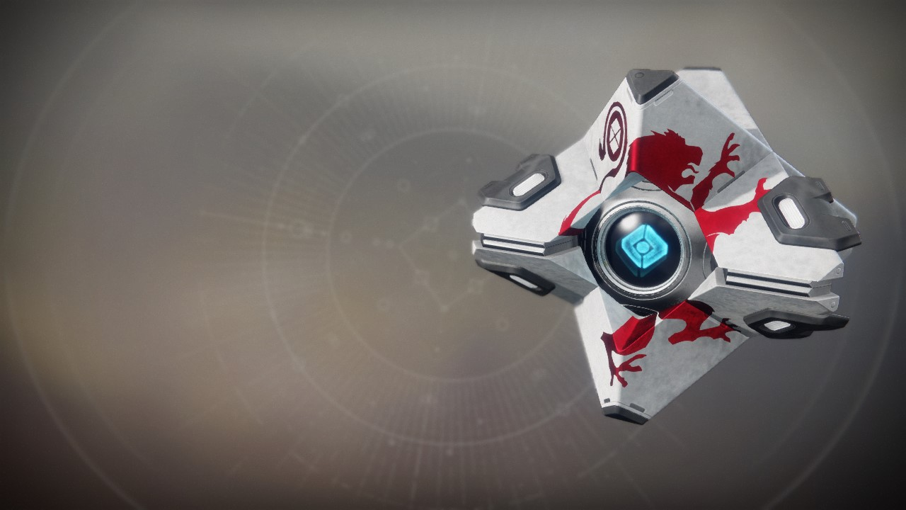 An in-game render of the Titan Shell.