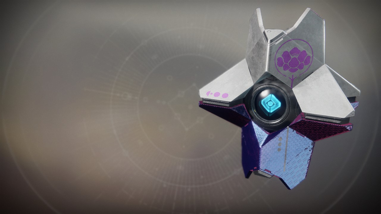 An in-game render of the Lotus Shell.