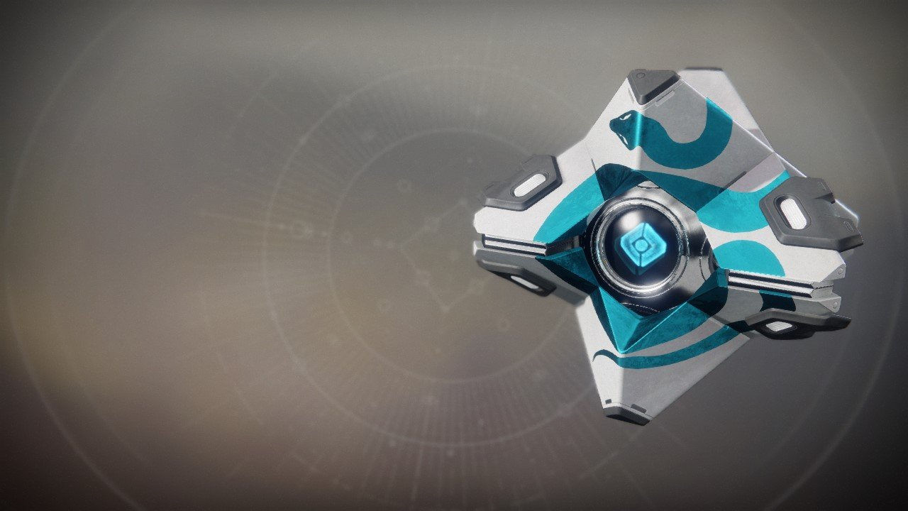 An in-game render of the Hunter Shell.