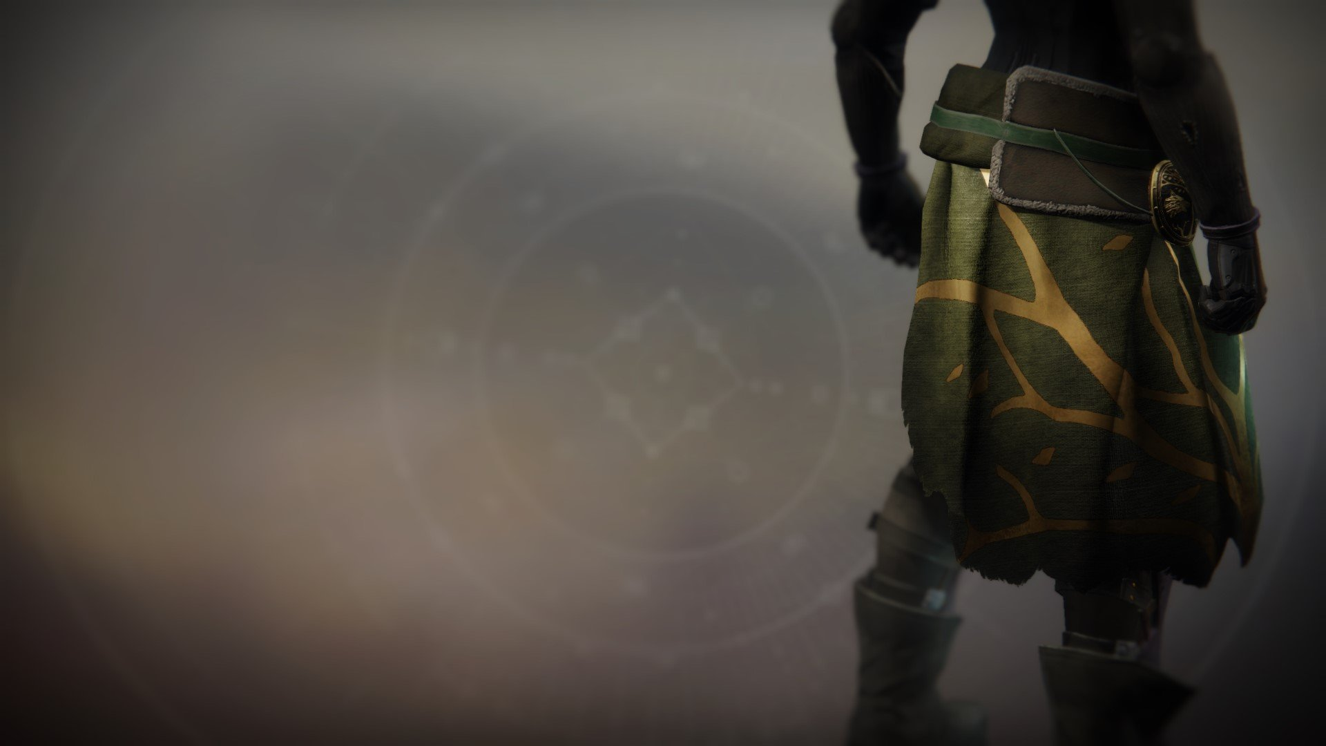 An in-game render of the Radegast's Iron Sash.