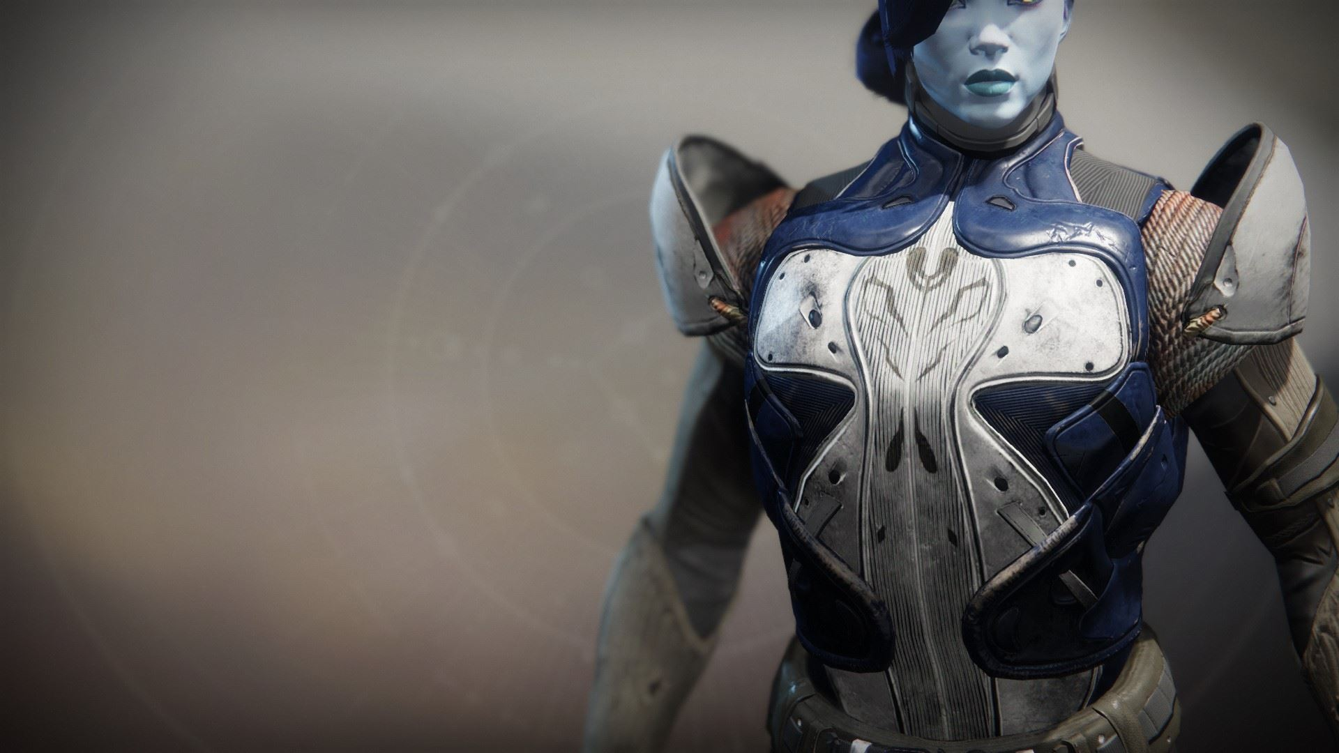 An in-game render of the Dragonfly Regalia Plate.
