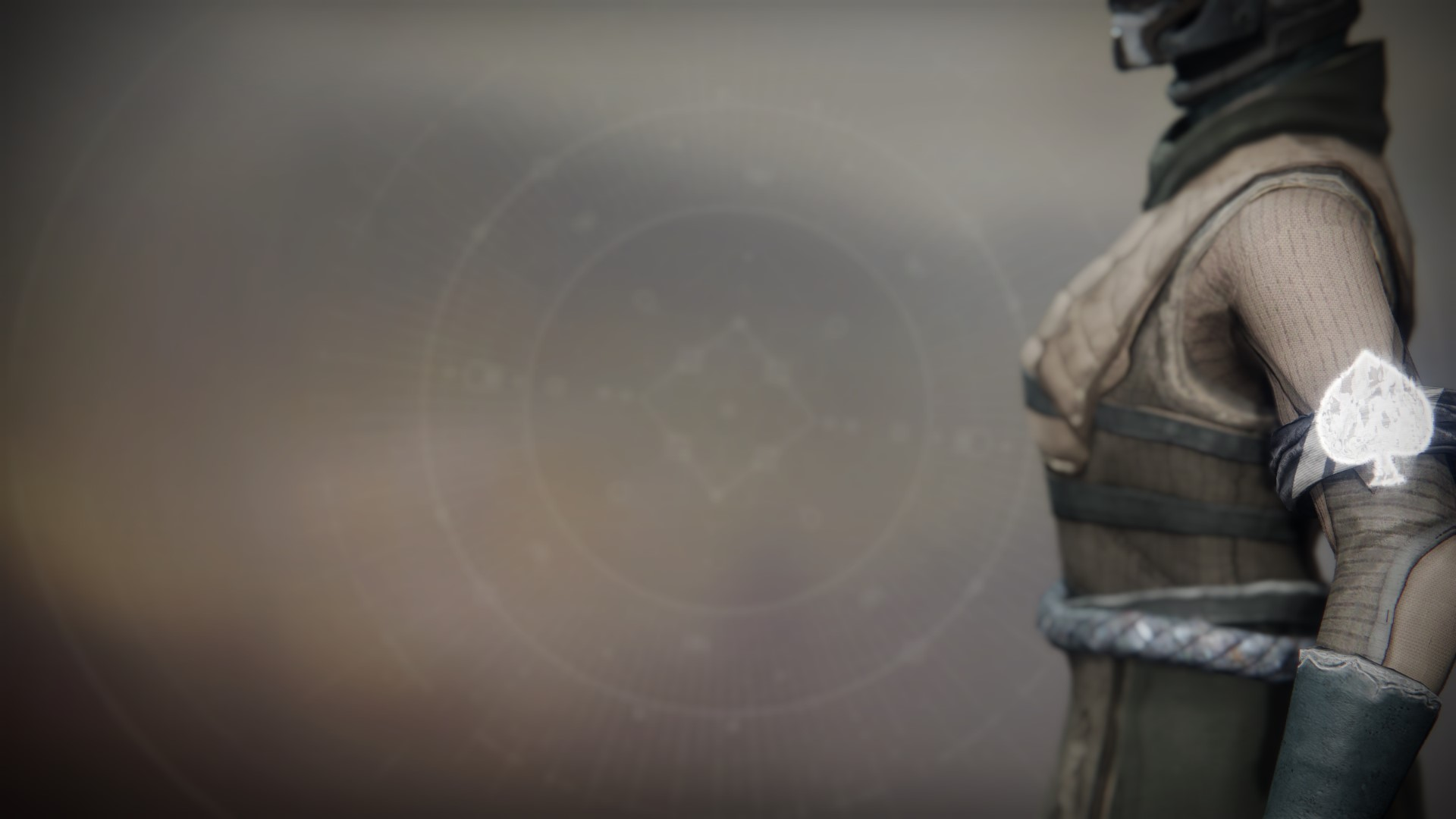 An in-game render of the Memory of Cayde.