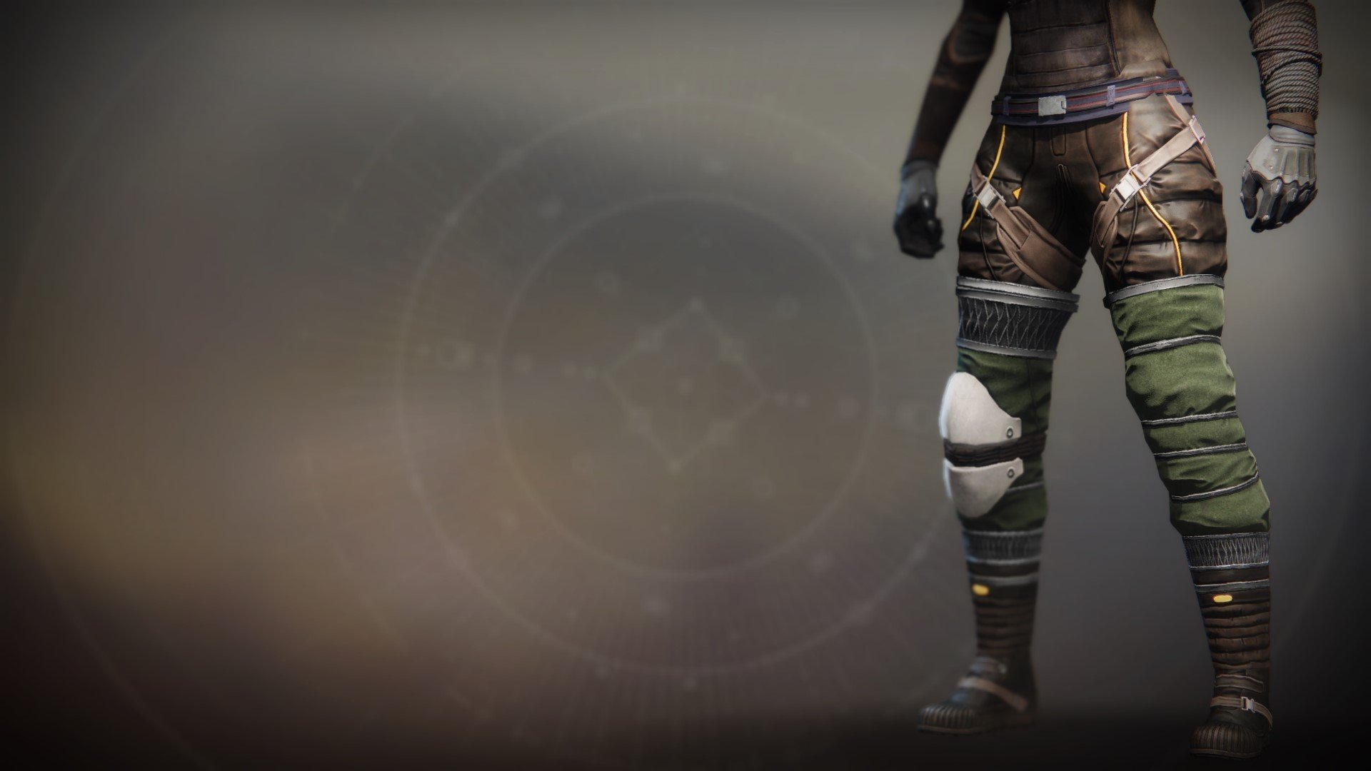 An in-game render of the Valkyrian Strides.
