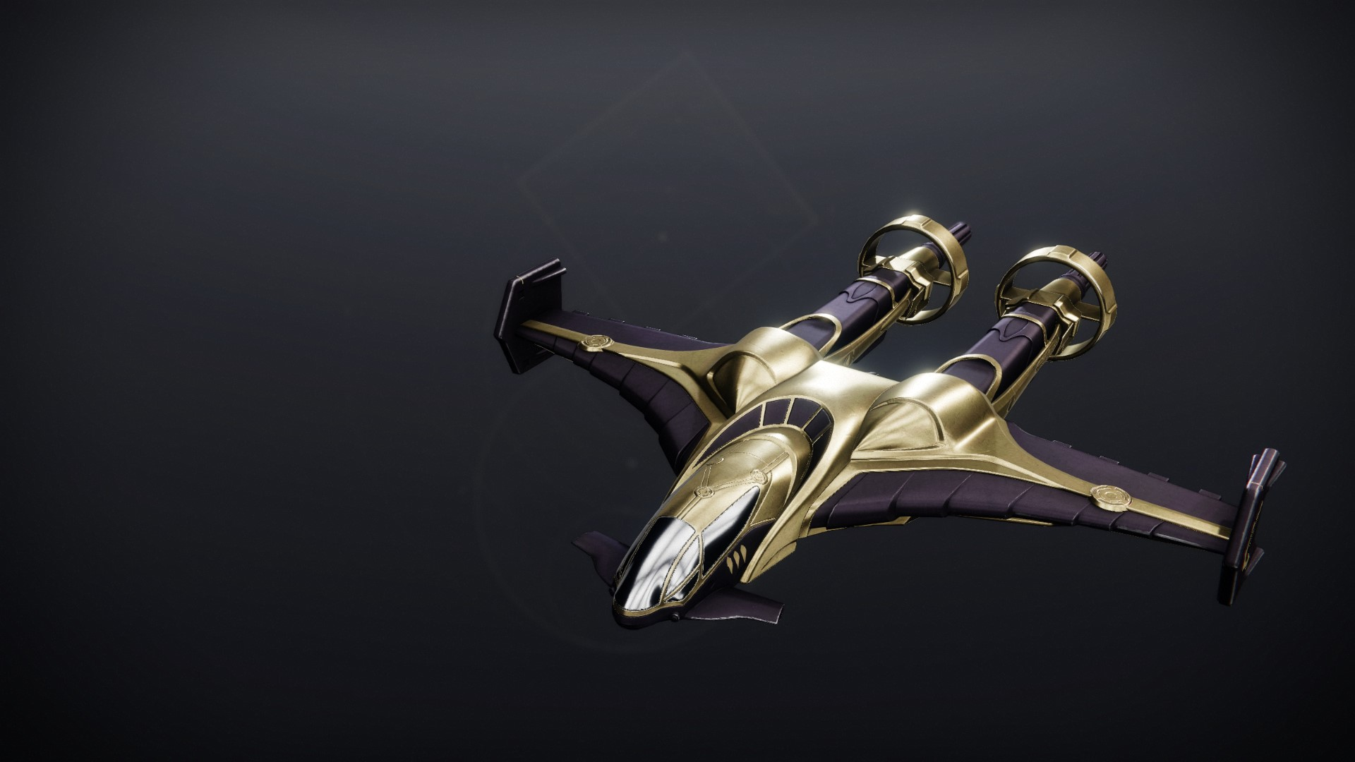 An in-game render of the Centerfire.