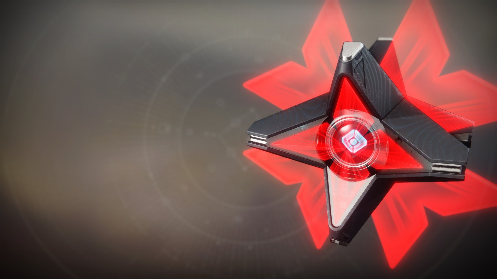 An in-game render of the Crimson Shell.