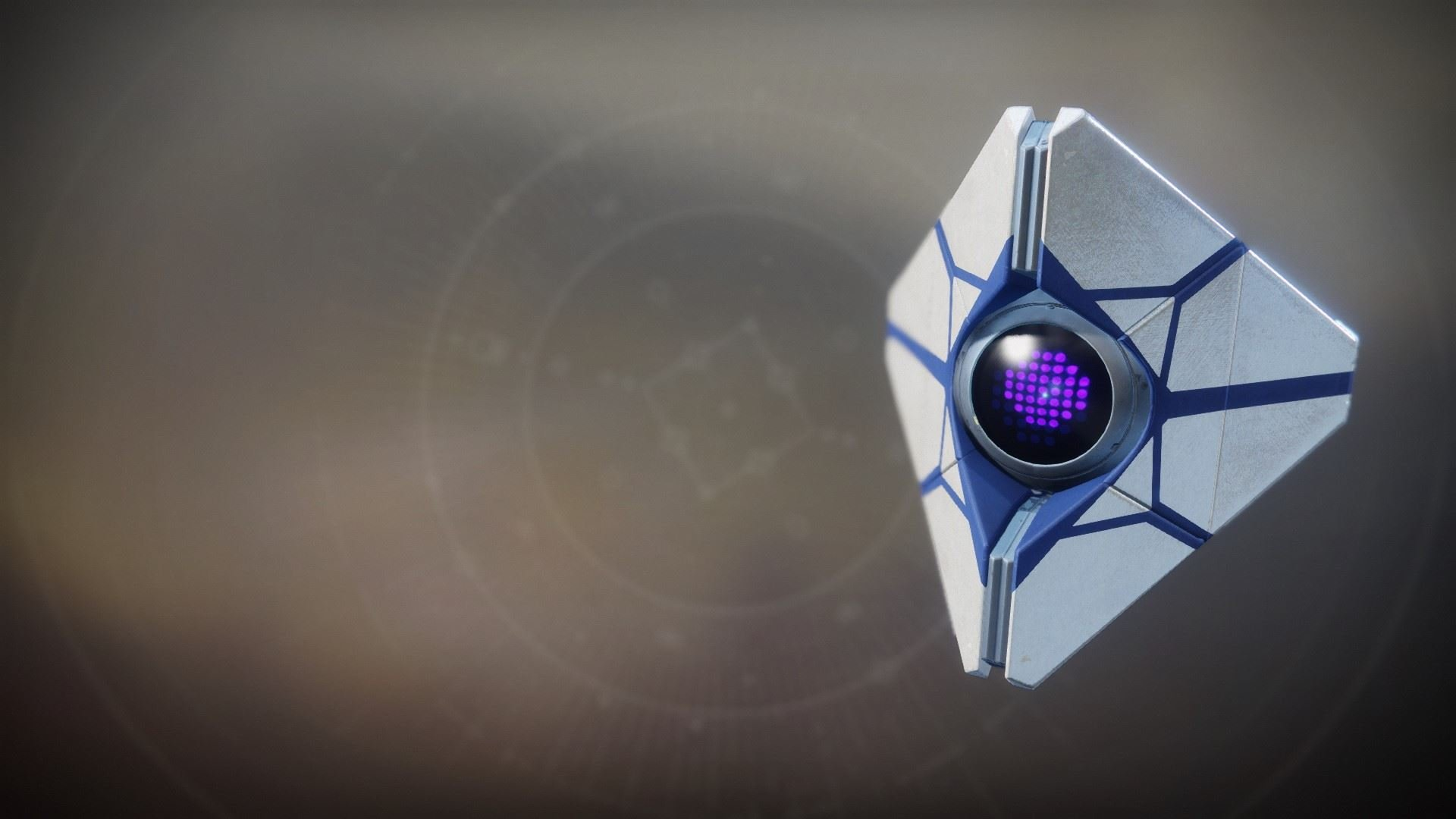 An in-game render of the The Platinum Starling.