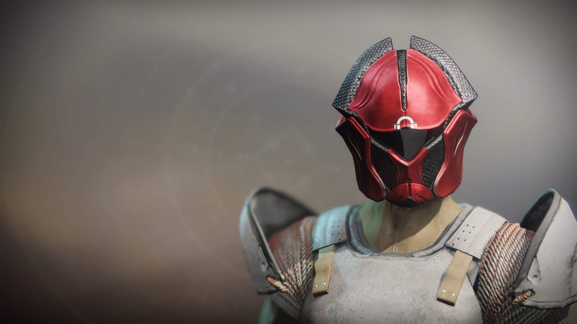 An in-game render of the Bulletsmith's Ire Helm.