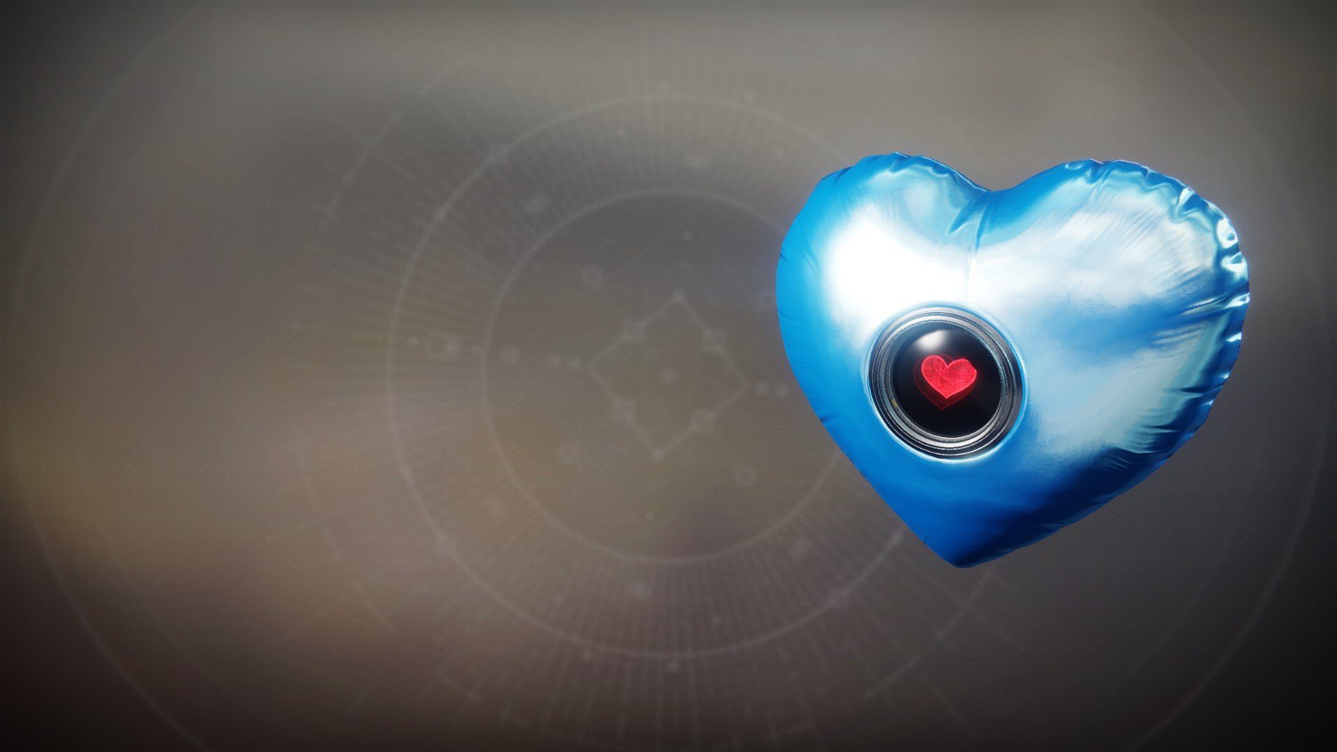 An in-game render of the Empathic Shell.